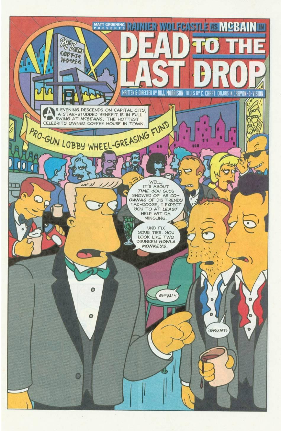 Read online Simpsons Comics comic -  Issue #7 - 25