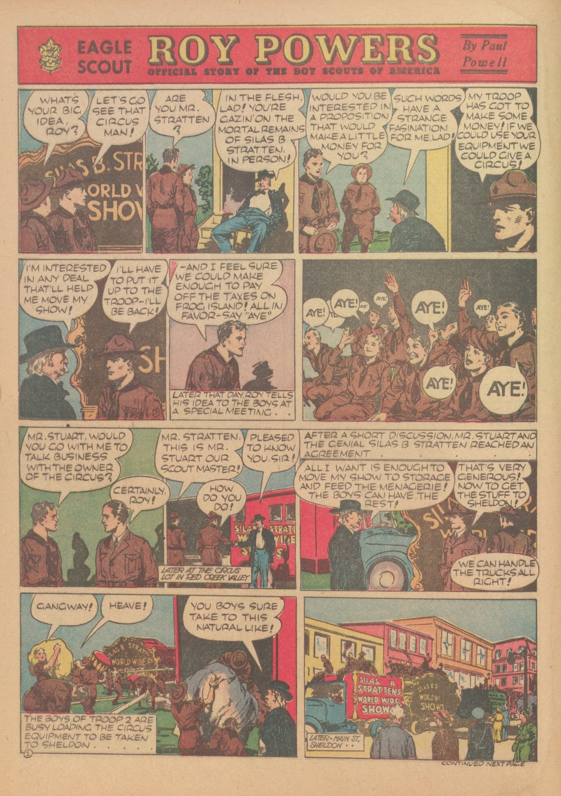 Read online Famous Funnies comic -  Issue #62 - 6