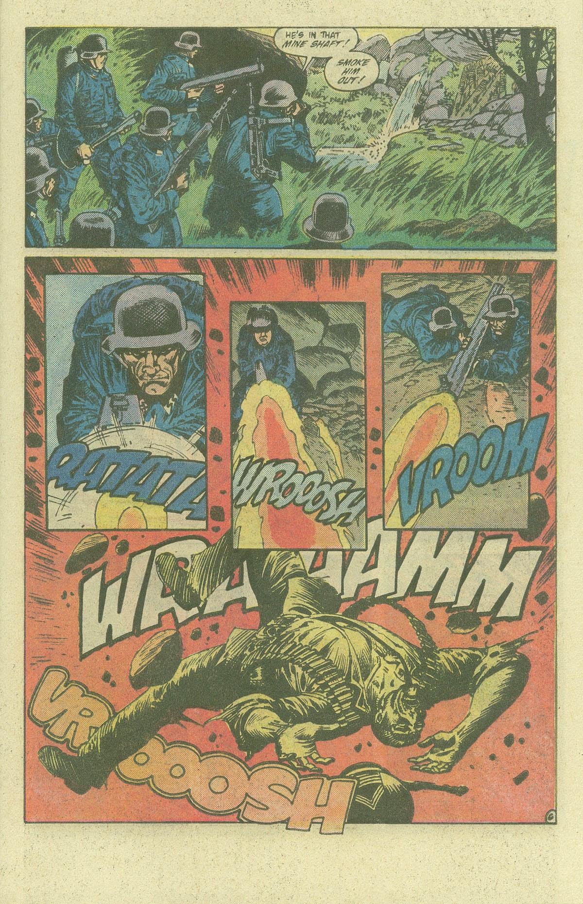 Read online Sgt. Rock comic -  Issue #400 - 8
