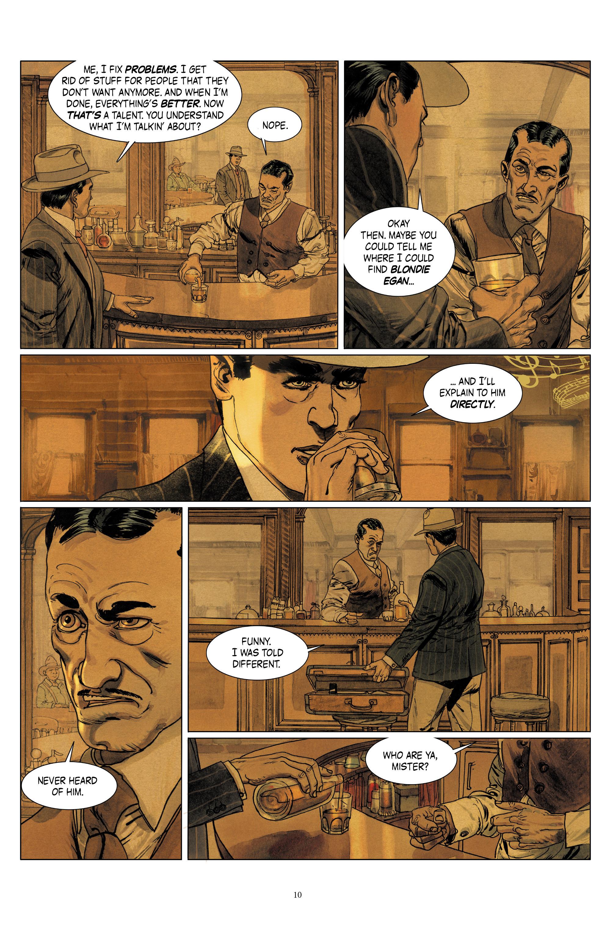 Read online Triggerman comic -  Issue #1 - 15