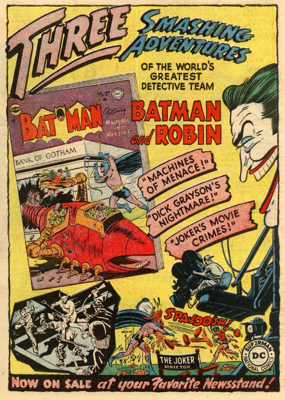 Read online Adventure Comics (1938) comic -  Issue #195 - 42