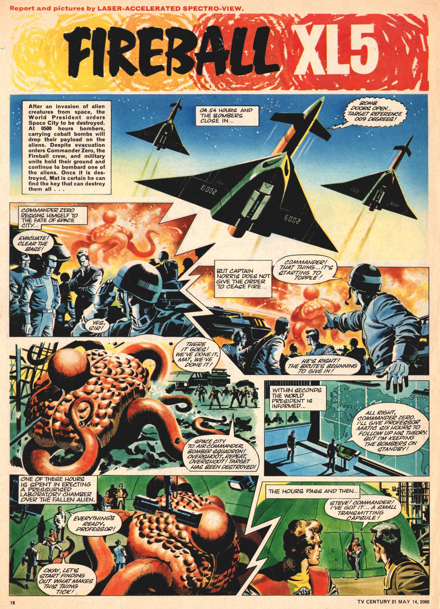 Read online TV Century 21 (TV 21) comic -  Issue #69 - 15