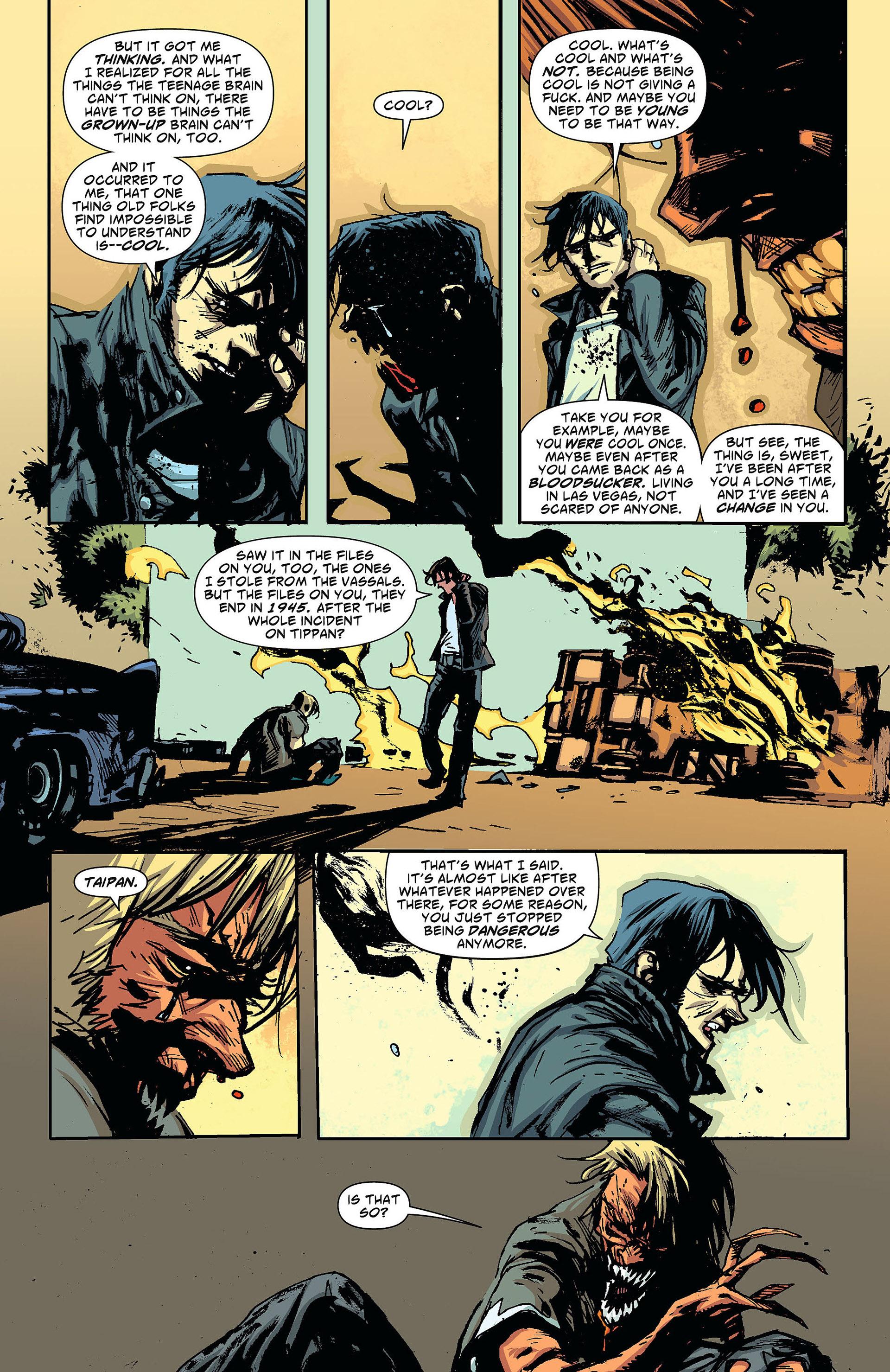 Read online American Vampire comic -  Issue #25 - 11