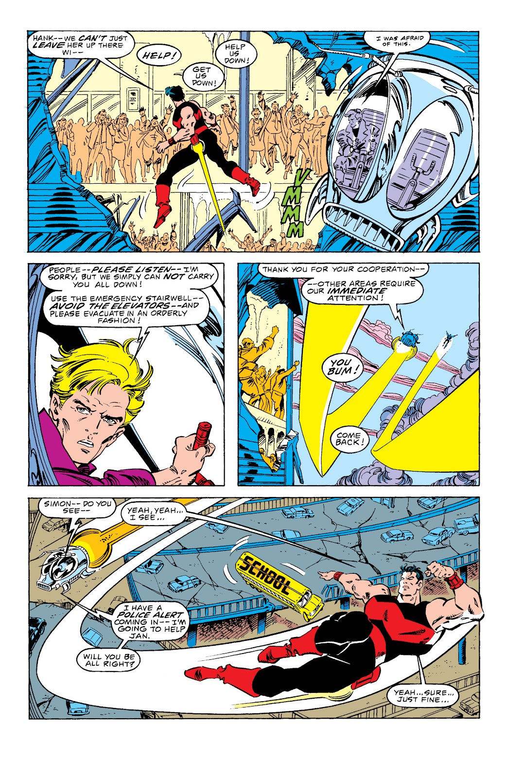 Avengers West Coast (1989) issue 58 - Page 9