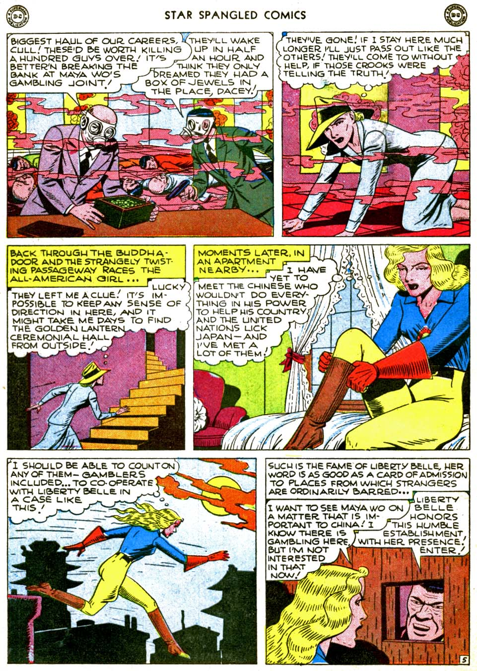 Star Spangled Comics (1941) issue 56 - Page 44