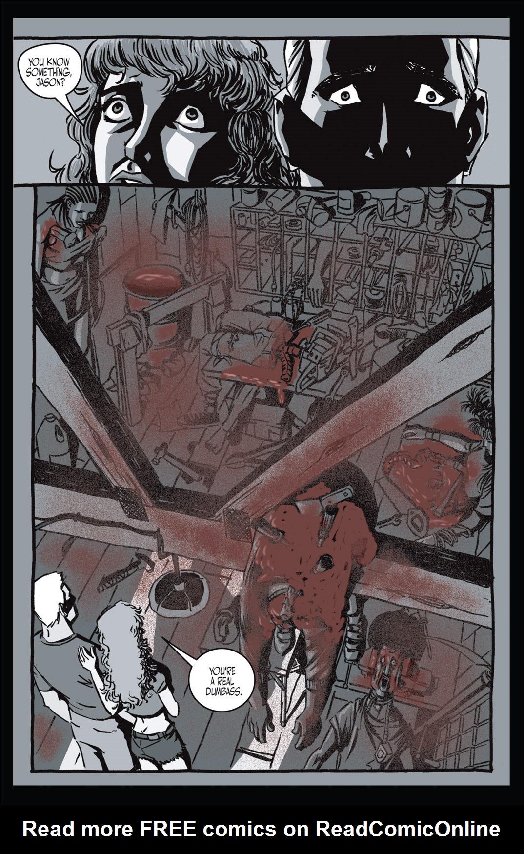 Read online Nightmare World comic -  Issue # Vol. 1 Thirteen Tales of Terror - 22