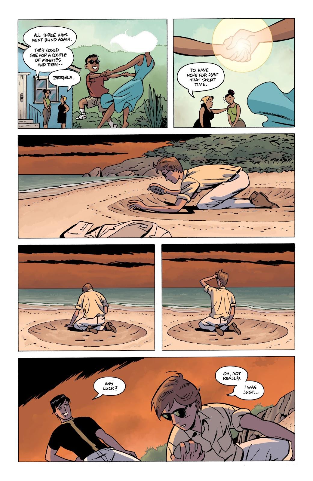 Read online The Twilight Children comic -  Issue #2 - 28