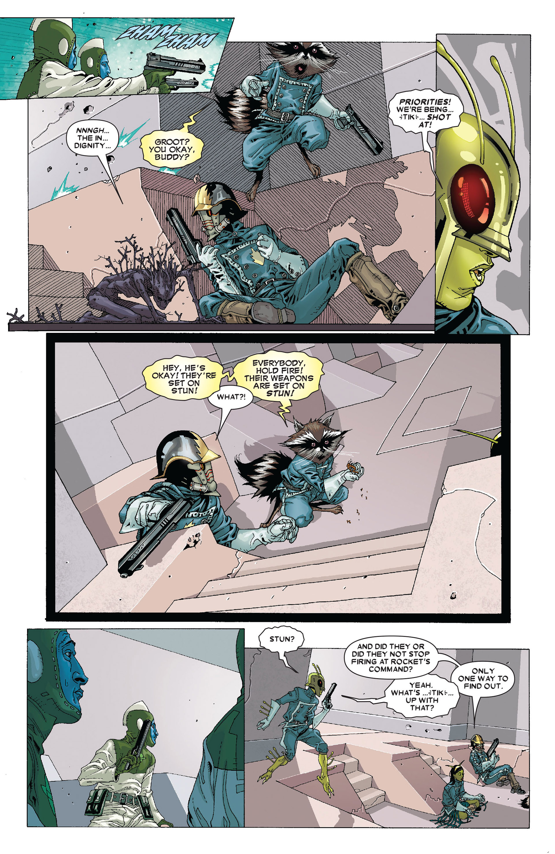Read online Annihilation: Conquest - Starlord comic -  Issue #4 - 11