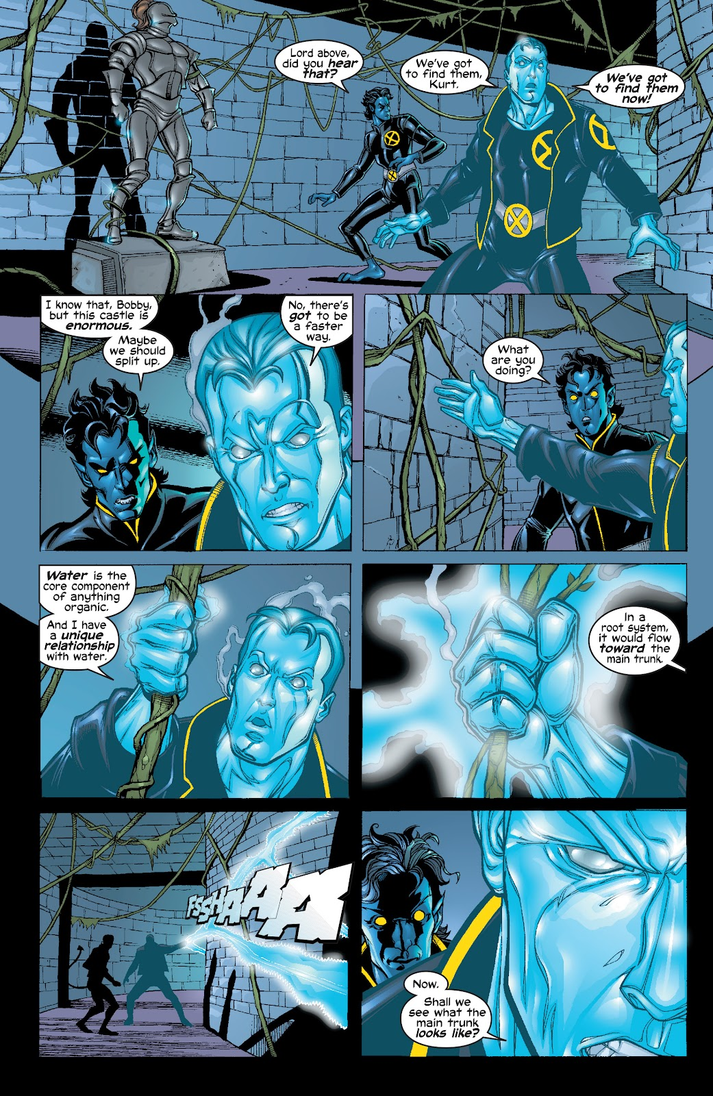 Read online X-Men: Unstoppable comic -  Issue # TPB (Part 1) - 46