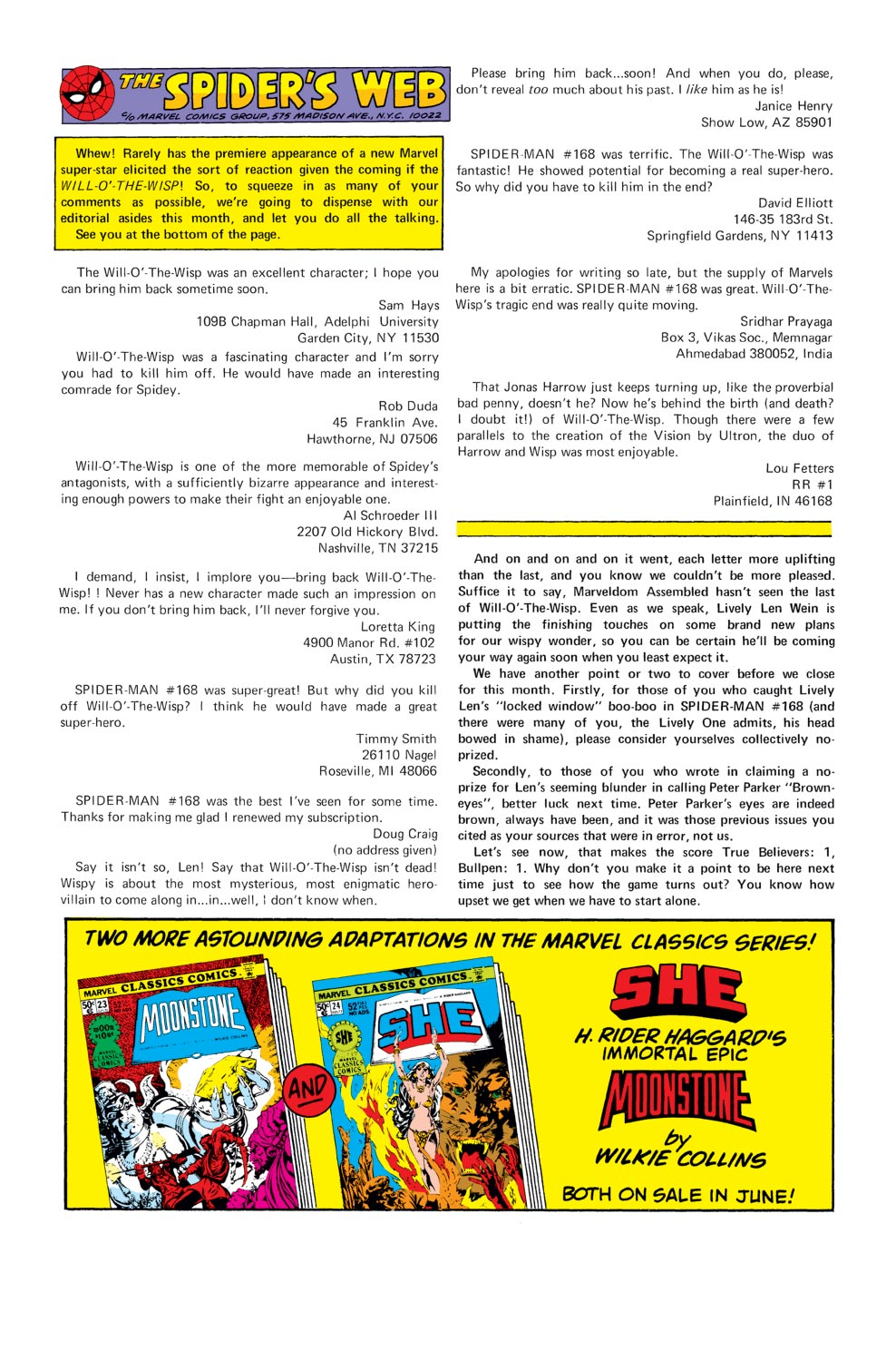 The Amazing Spider-Man (1963) 172 Page 18