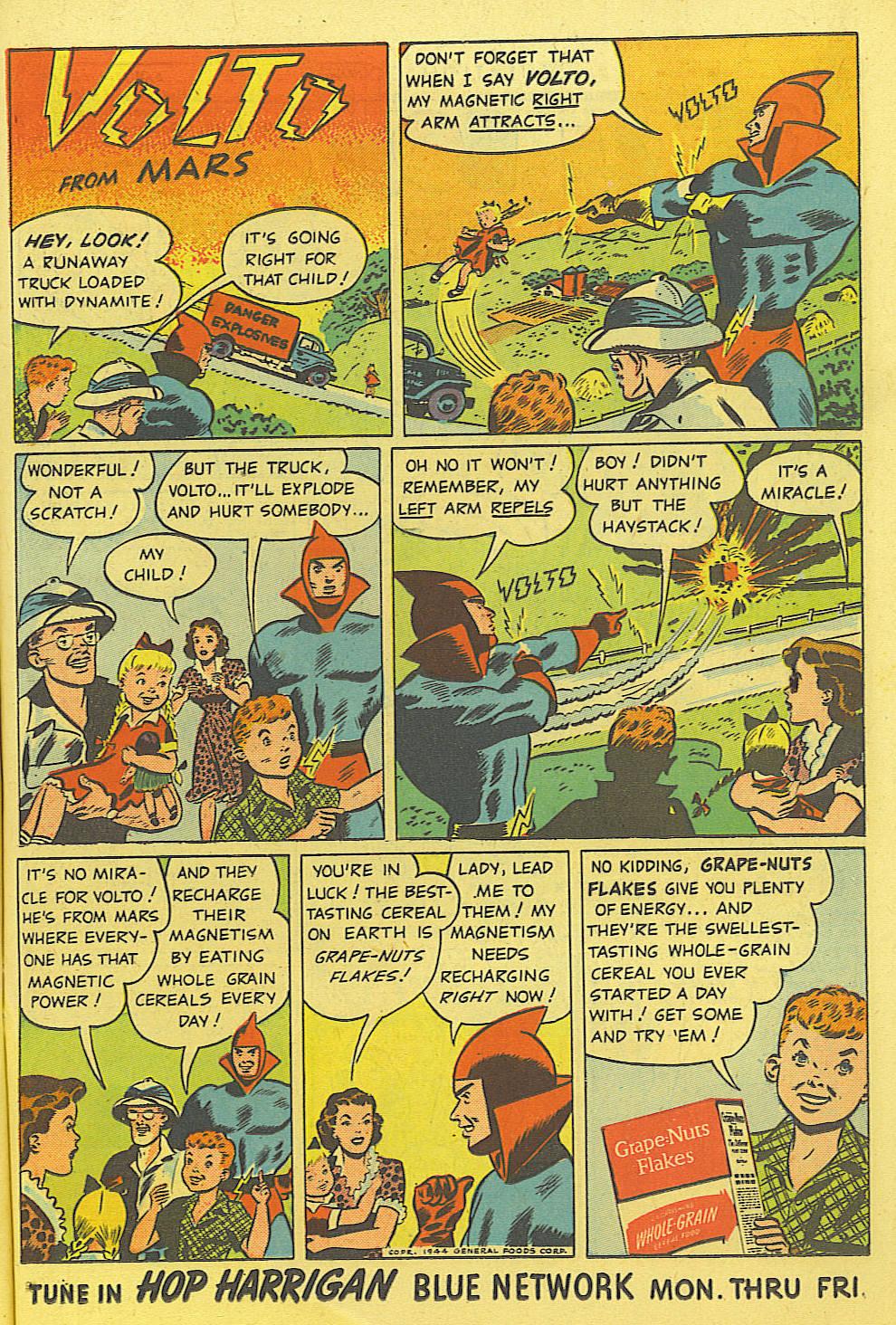 Read online Sensation (Mystery) Comics comic -  Issue #39 - 21