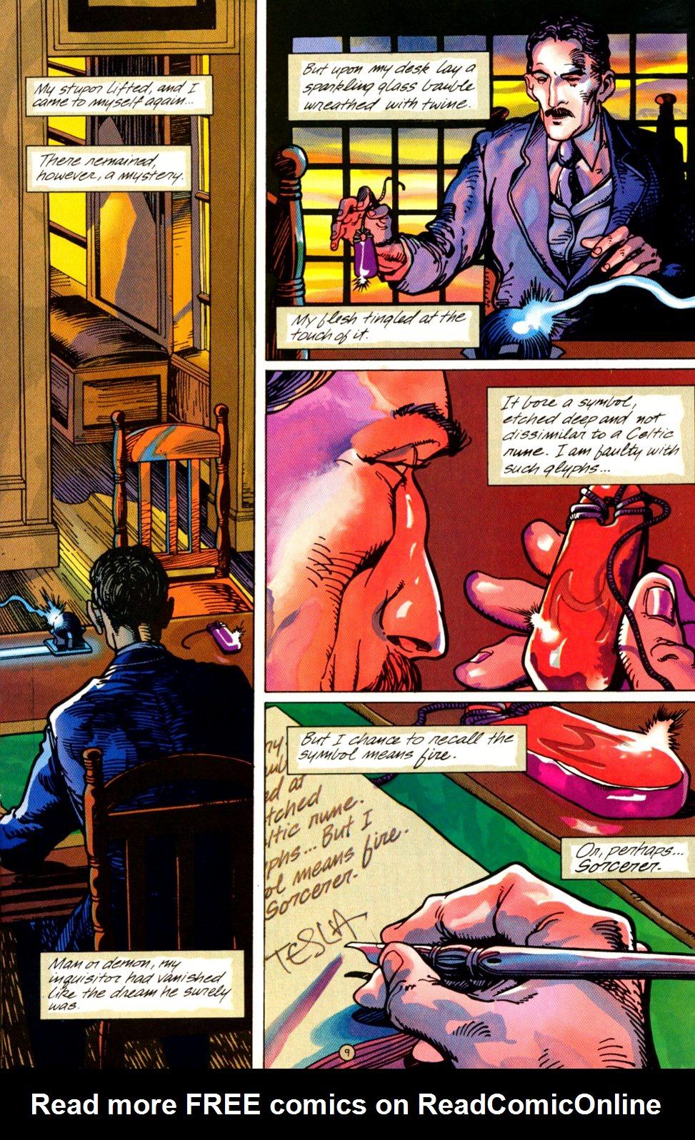 Read online Rune (1994) comic -  Issue #0 - 11