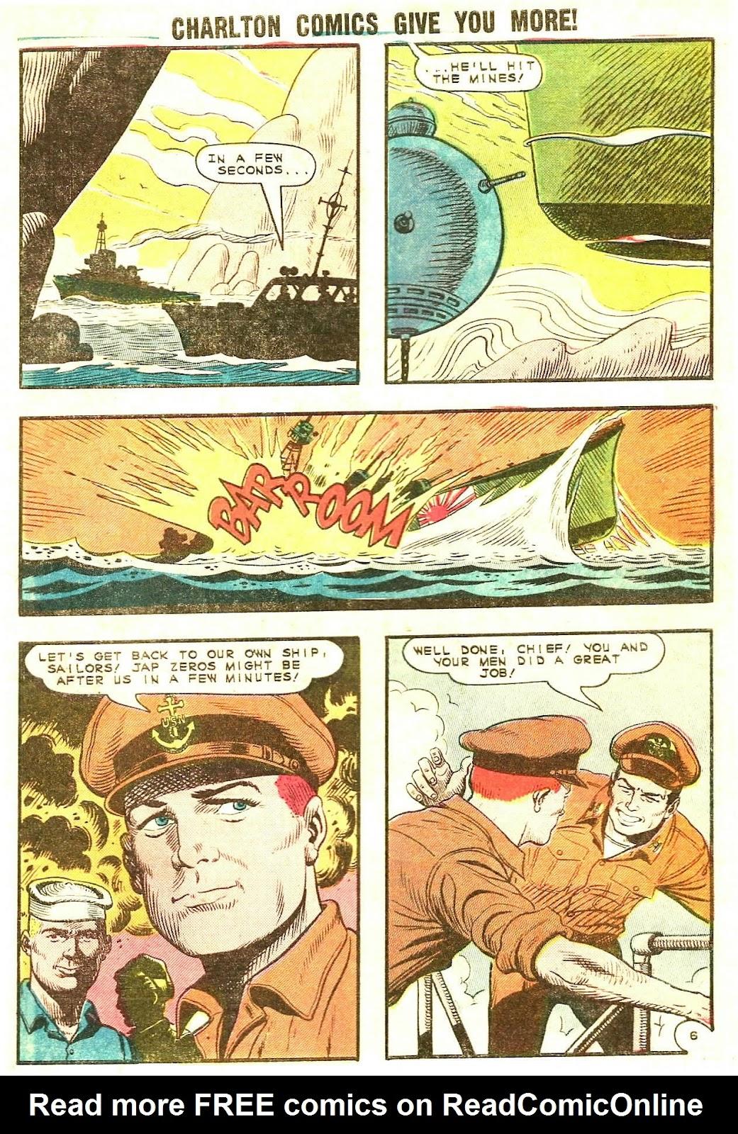 Read online Fightin' Navy comic -  Issue #120 - 9
