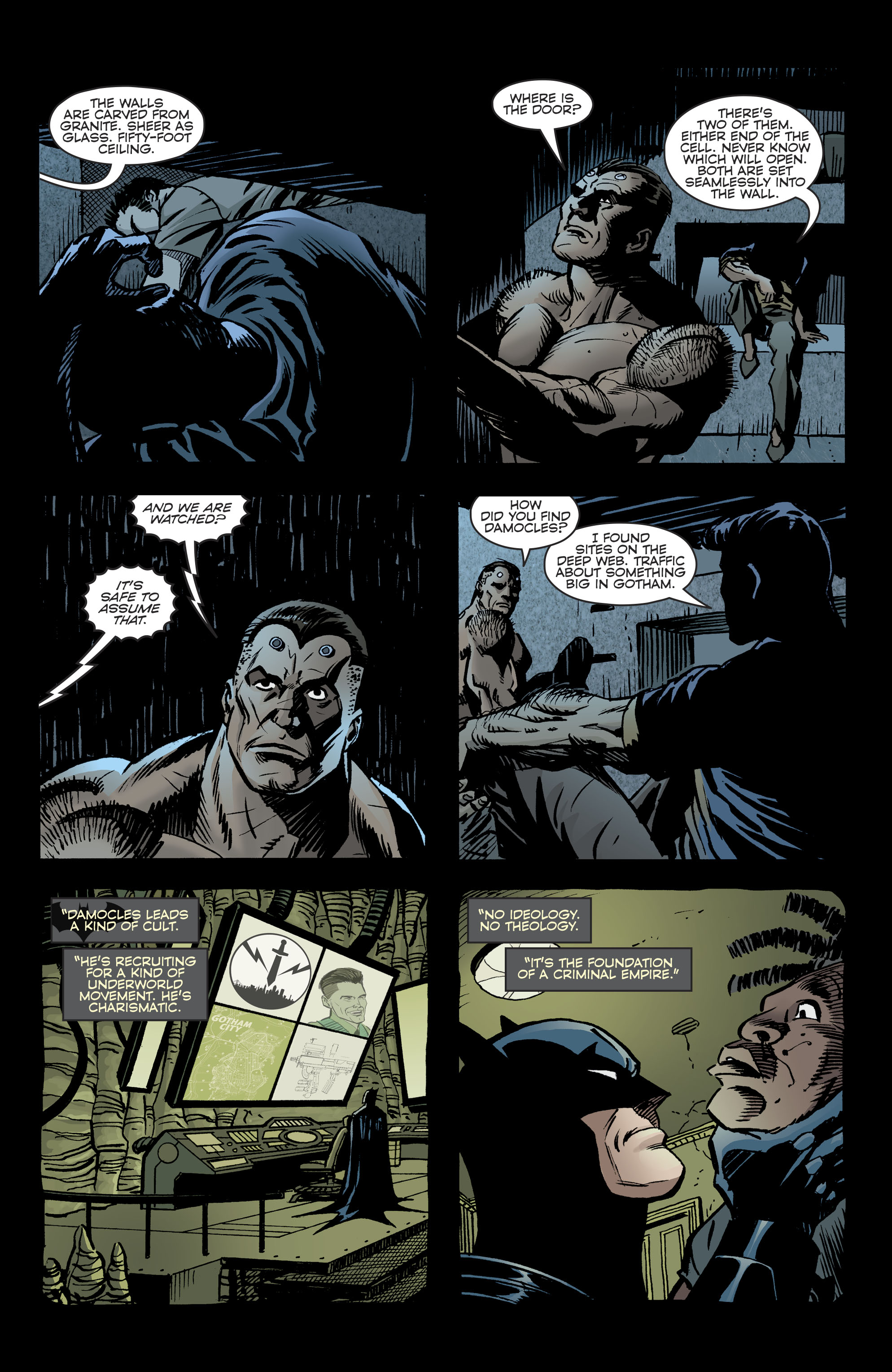 Read online Bane: Conquest comic -  Issue #2 - 9
