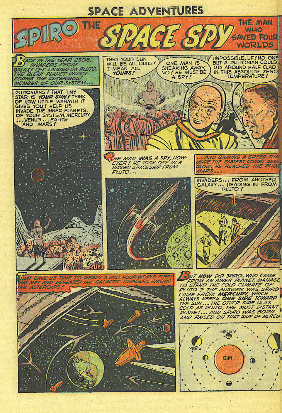 Space Adventures (1952) issue 4 - Page 27