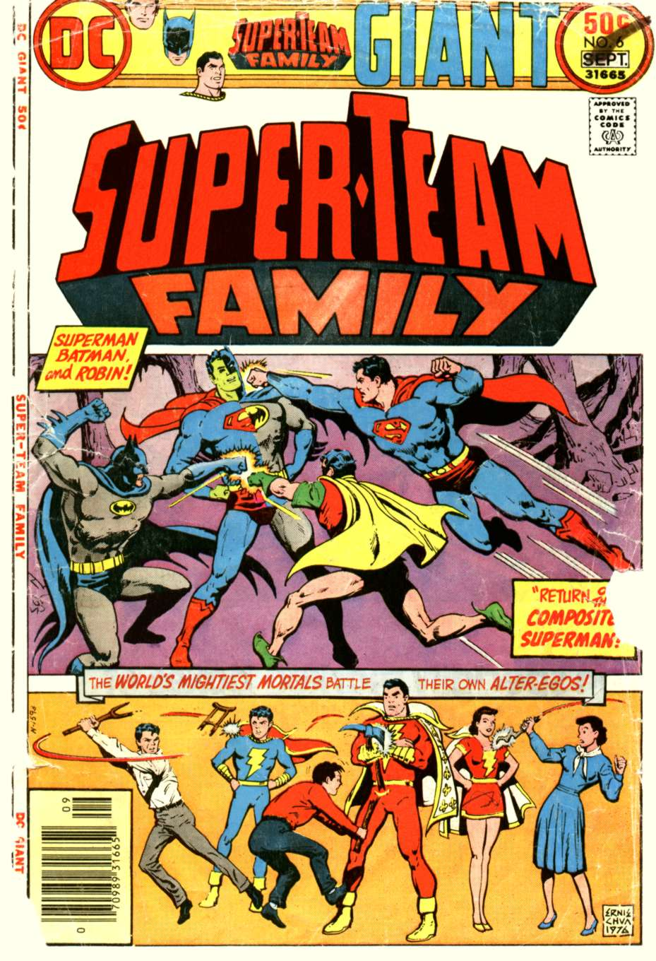 Super-Team Family issue 6 - Page 1