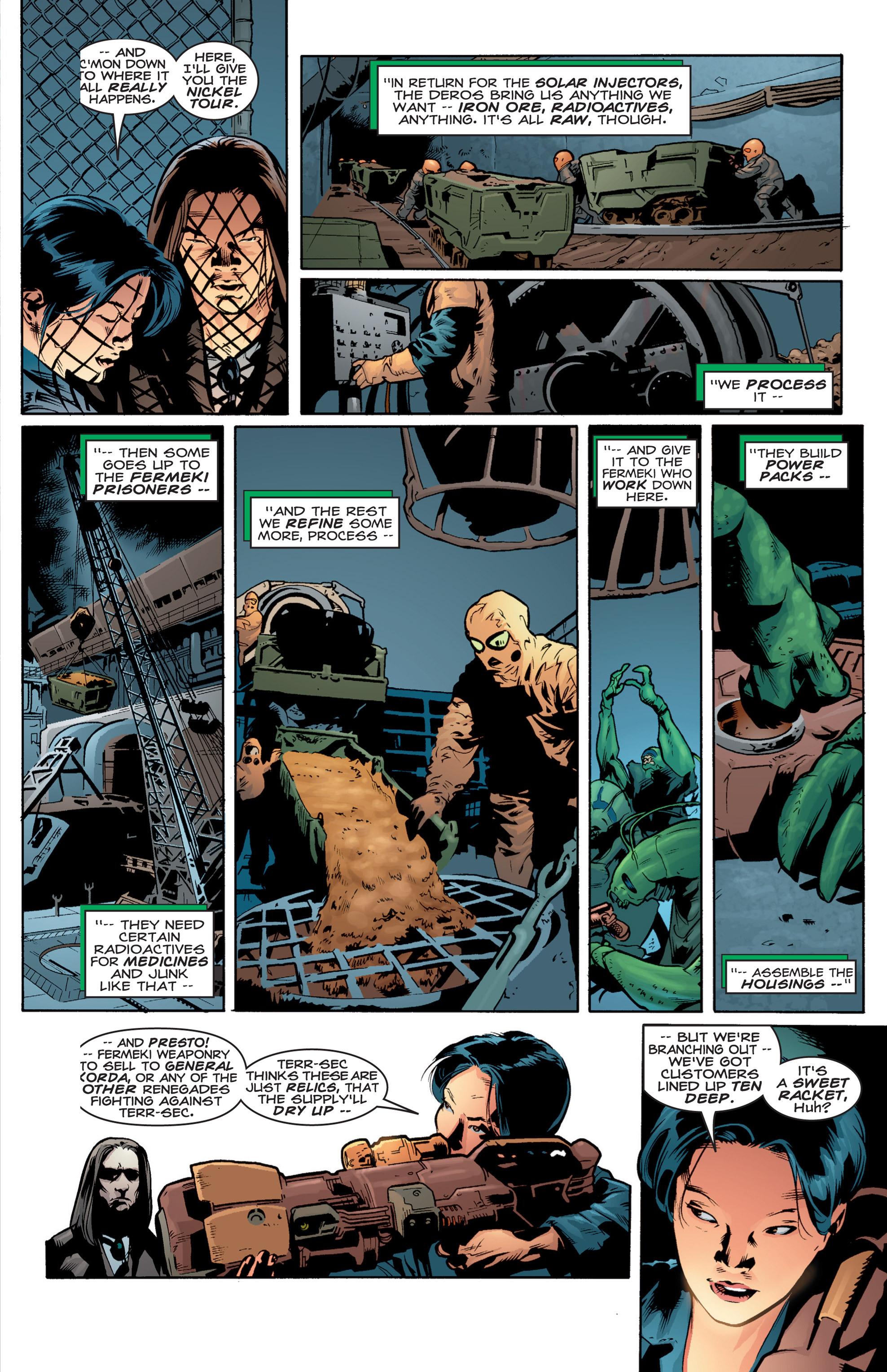 Read online Shockrockets comic -  Issue # TPB - 65