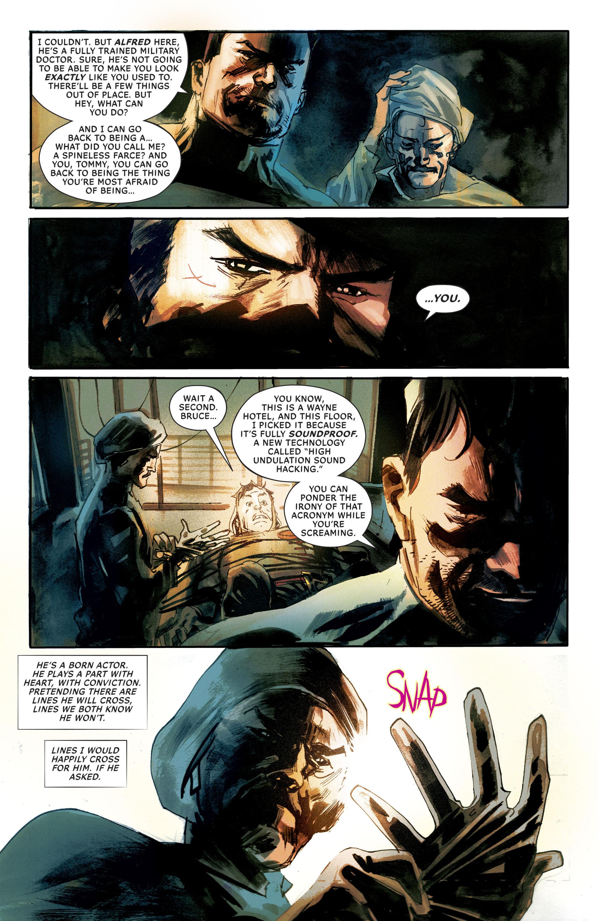 Read online All-Star Batman comic -  Issue #10 - 13