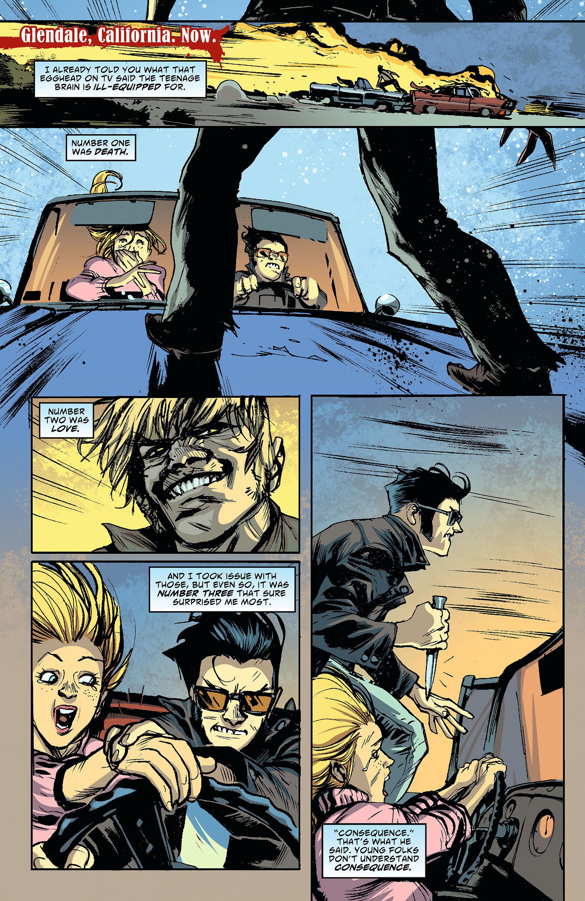 Read online American Vampire comic -  Issue #24 - 2
