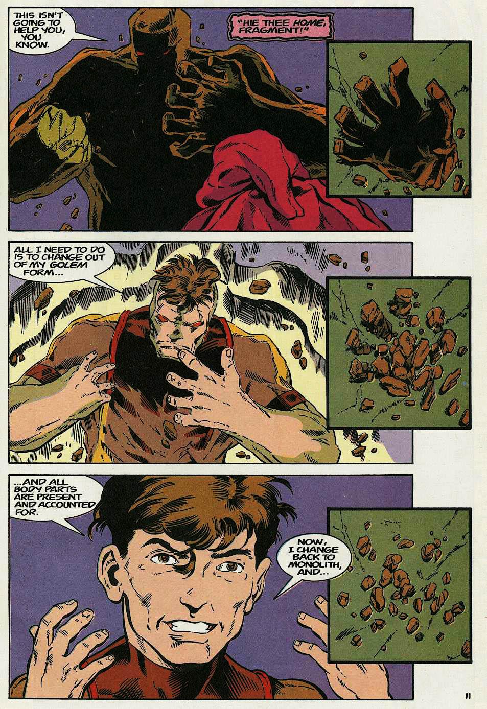 Elementals (1984) issue 17 - Page 13