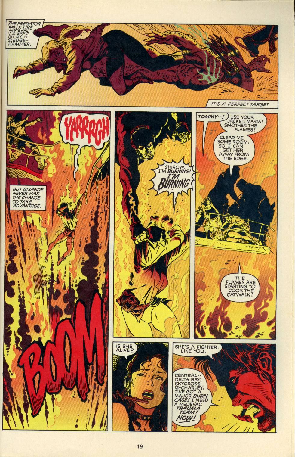 Read online Aliens/Predator: The Deadliest of the Species comic -  Issue #4 - 20