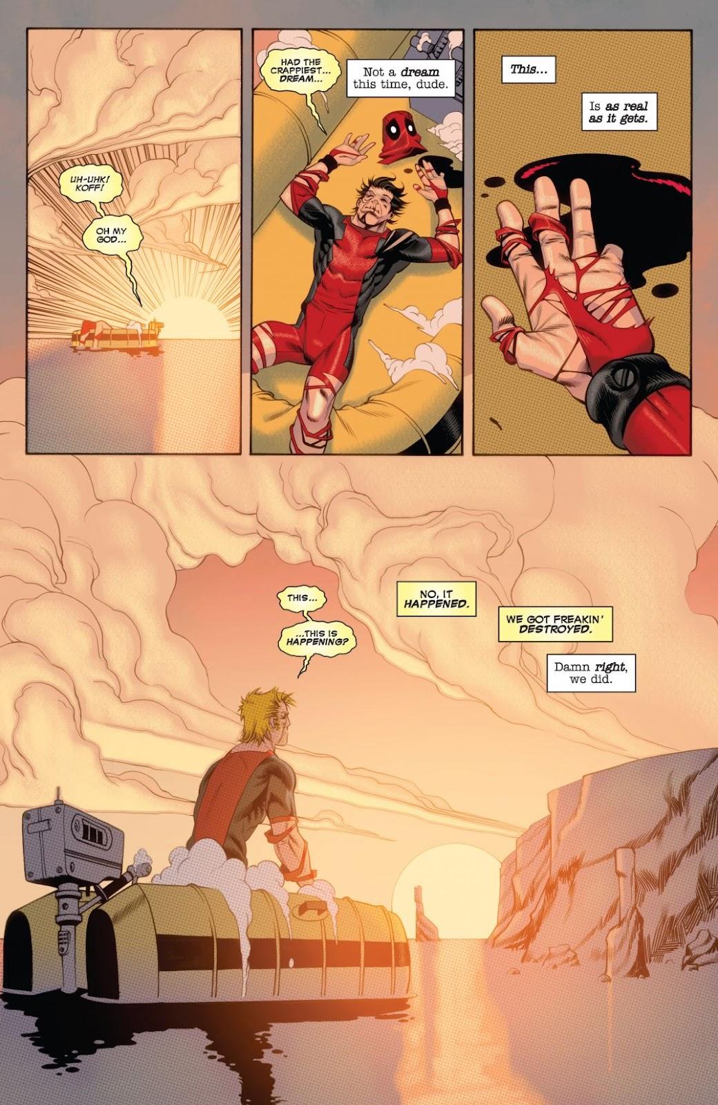 Read online Deadpool (2008) comic -  Issue #55 - 20