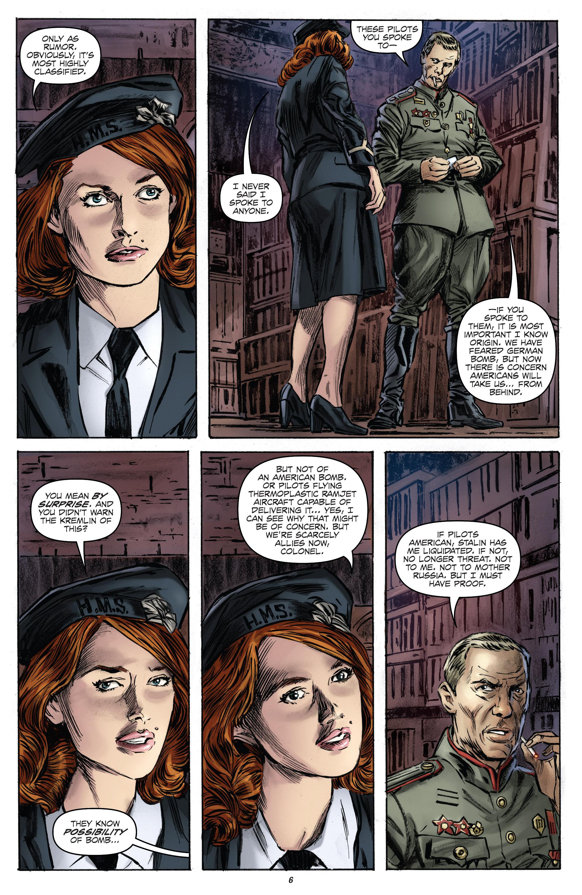 Read online Archangel (2016) comic -  Issue #3 - 7