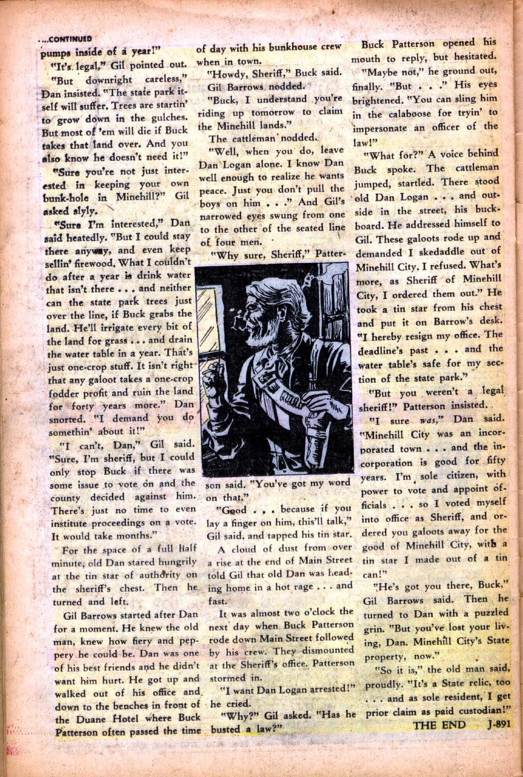 Gunsmoke Western issue 66 - Page 26