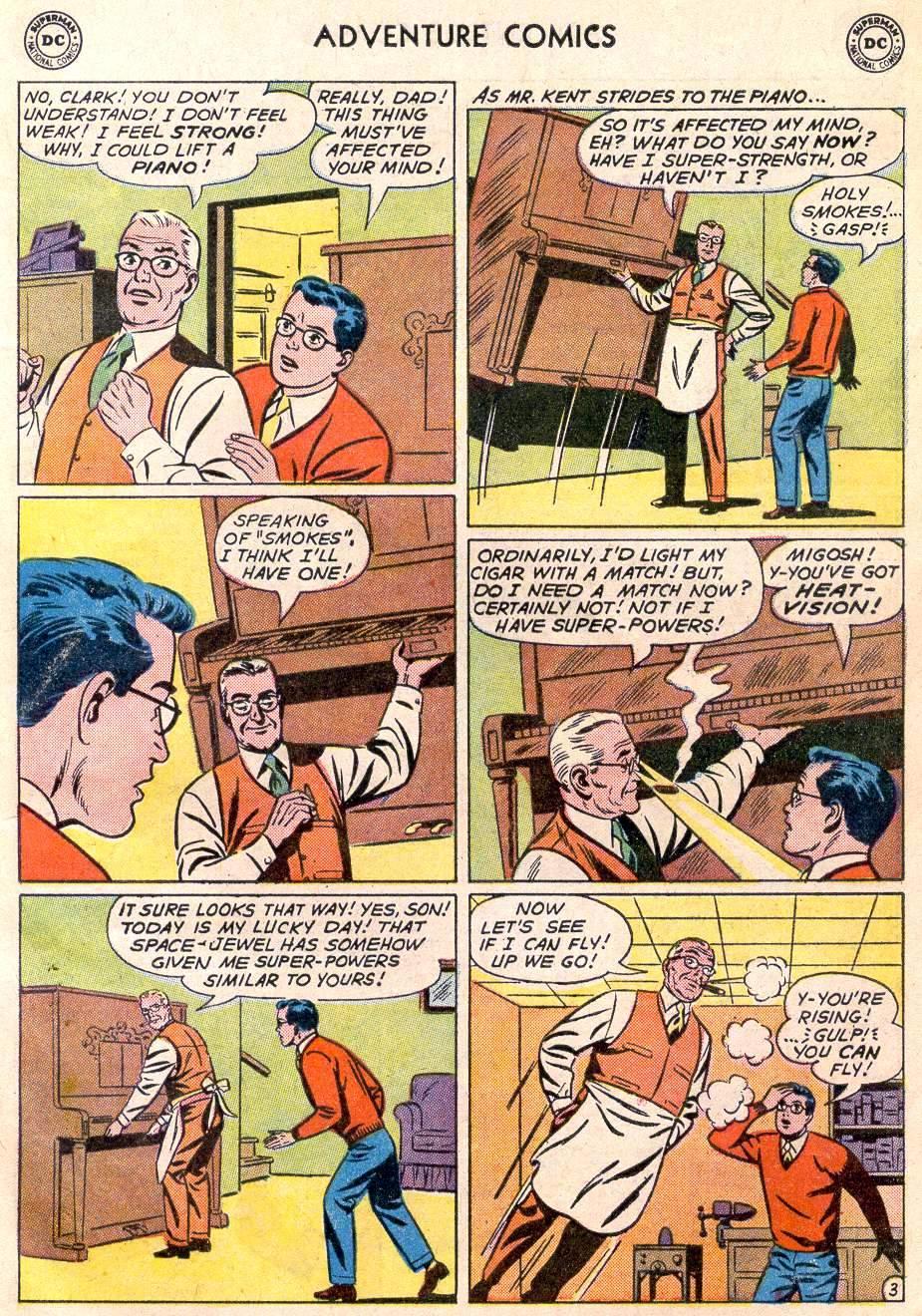 Read online Adventure Comics (1938) comic -  Issue #289 - 5