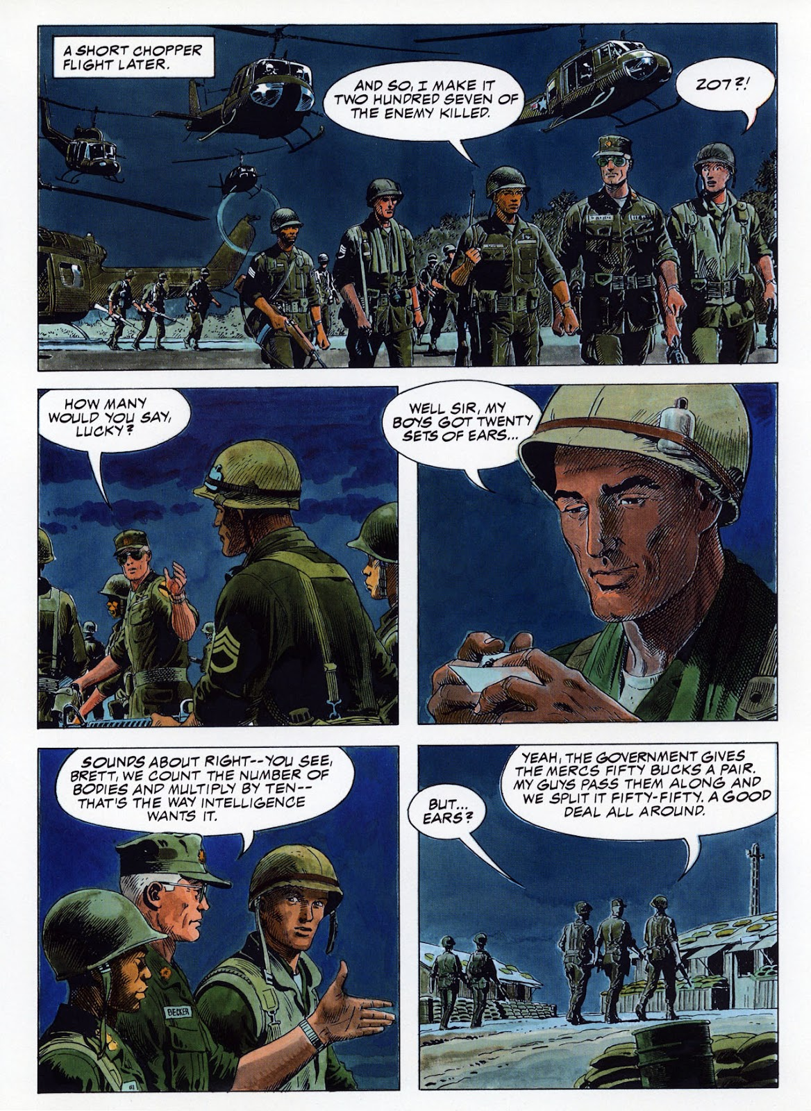 Epic Graphic Novel: Hearts and Minds issue Full - Page 25