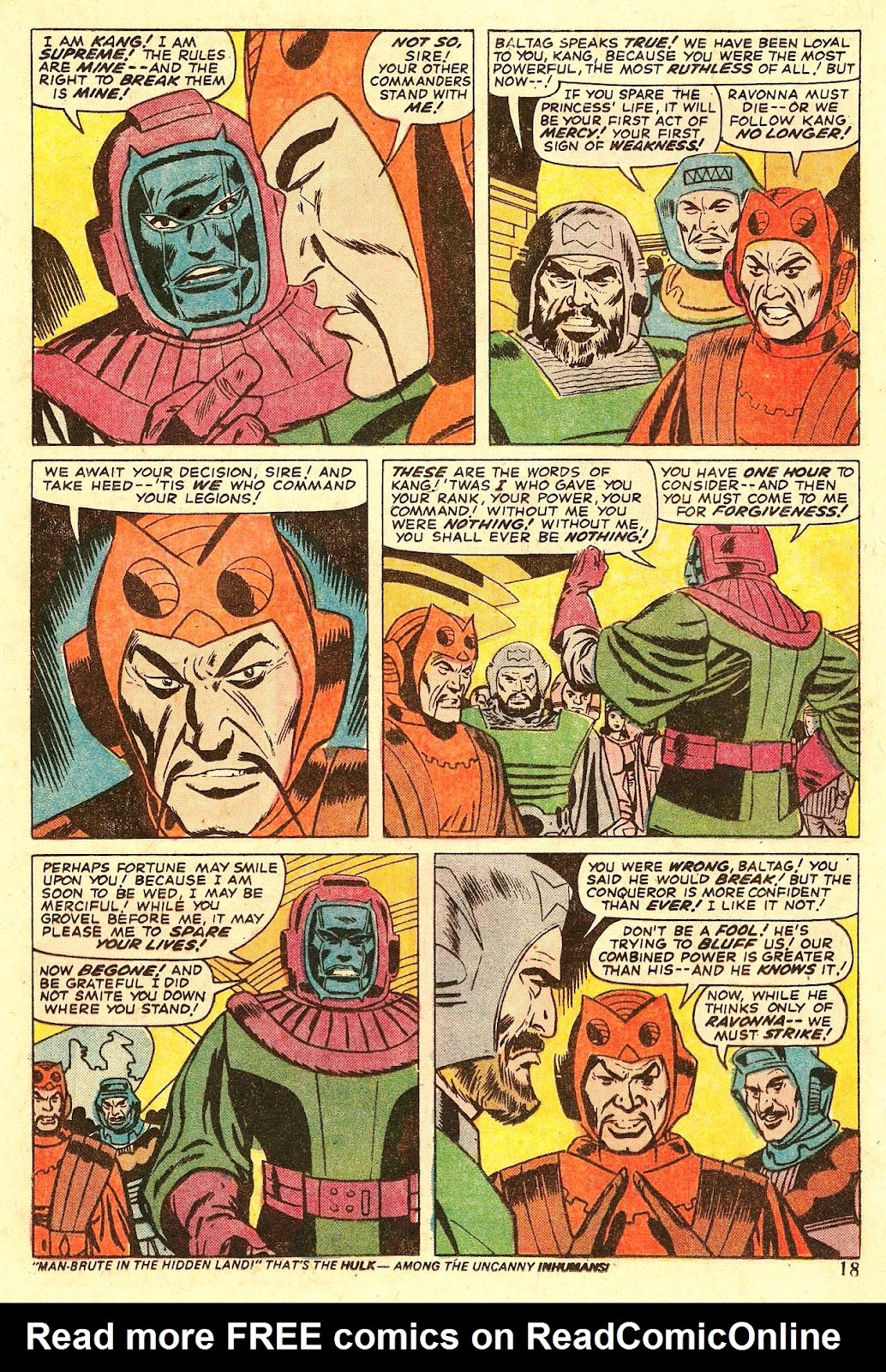 Marvel Triple Action (1972) issue 18 - Page 20