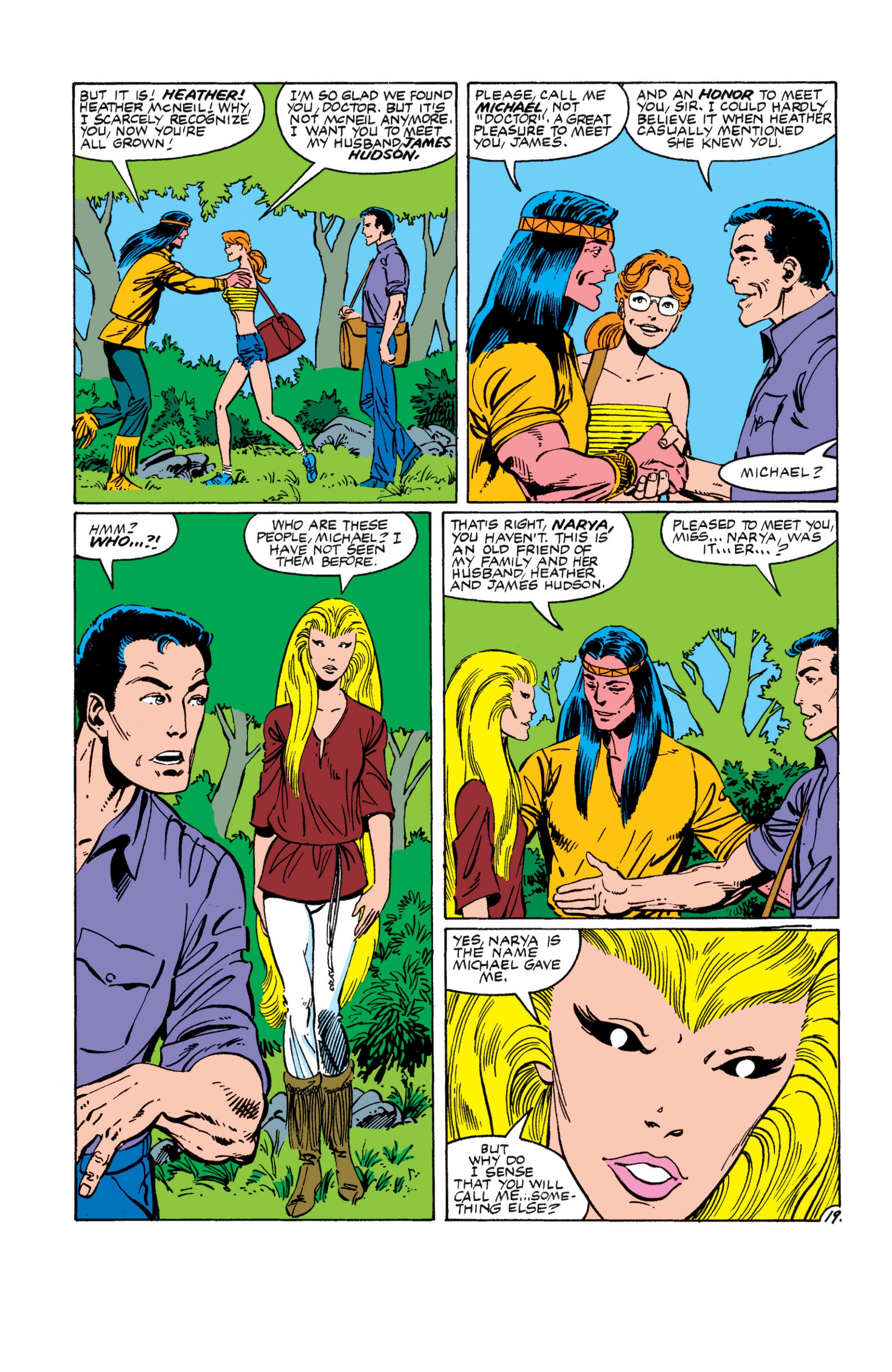 Read online Alpha Flight (1983) comic -  Issue #8 - 20