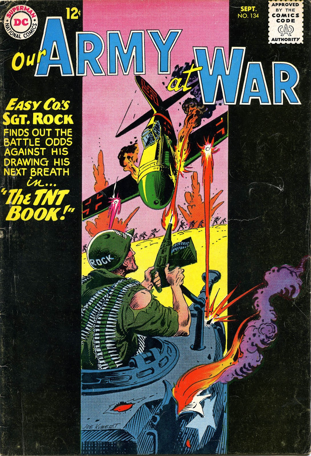 Our Army at War (1952) issue 134 - Page 1