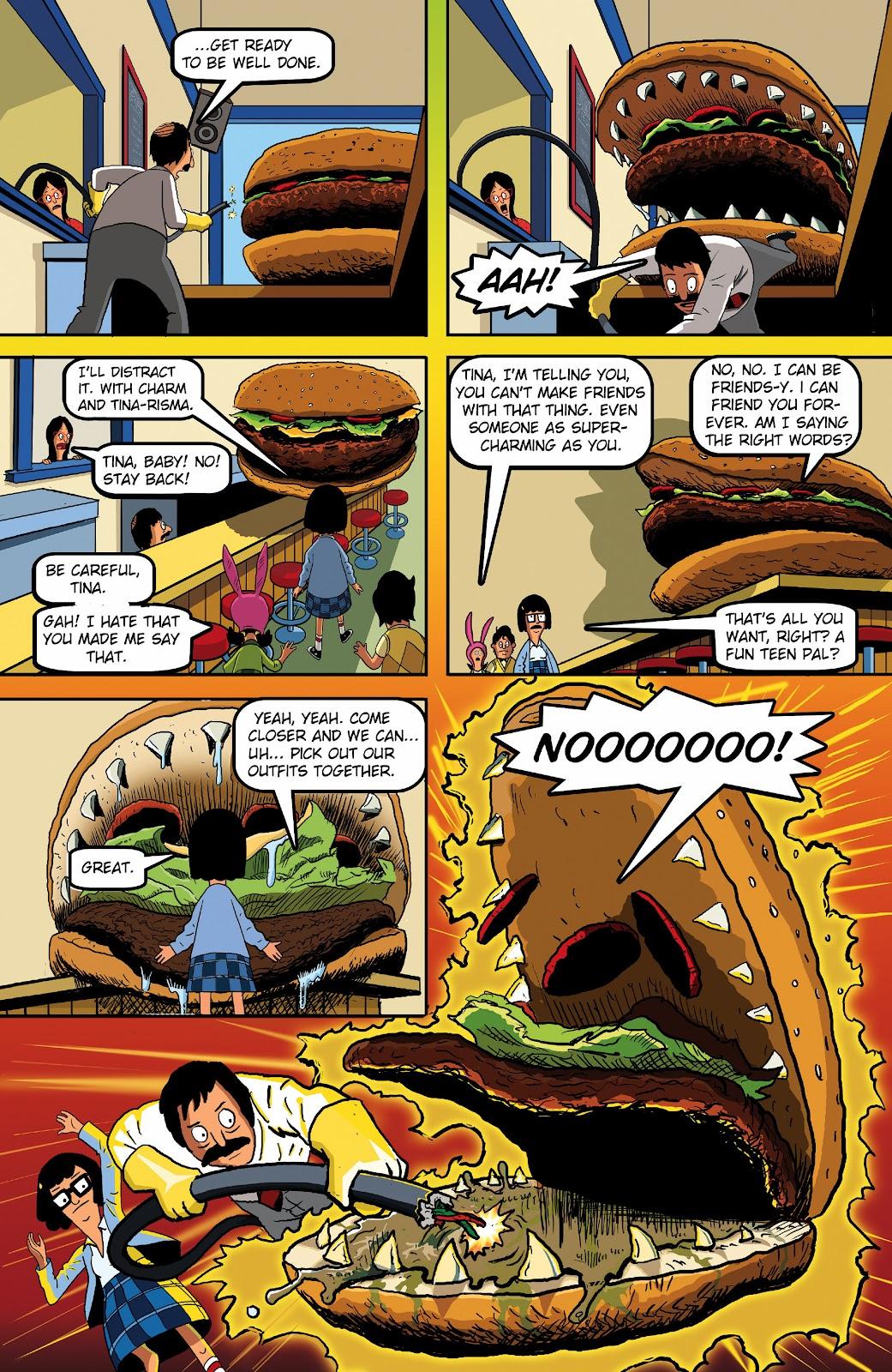 Bob's Burgers (2015) Issue #16 #16 - English 23