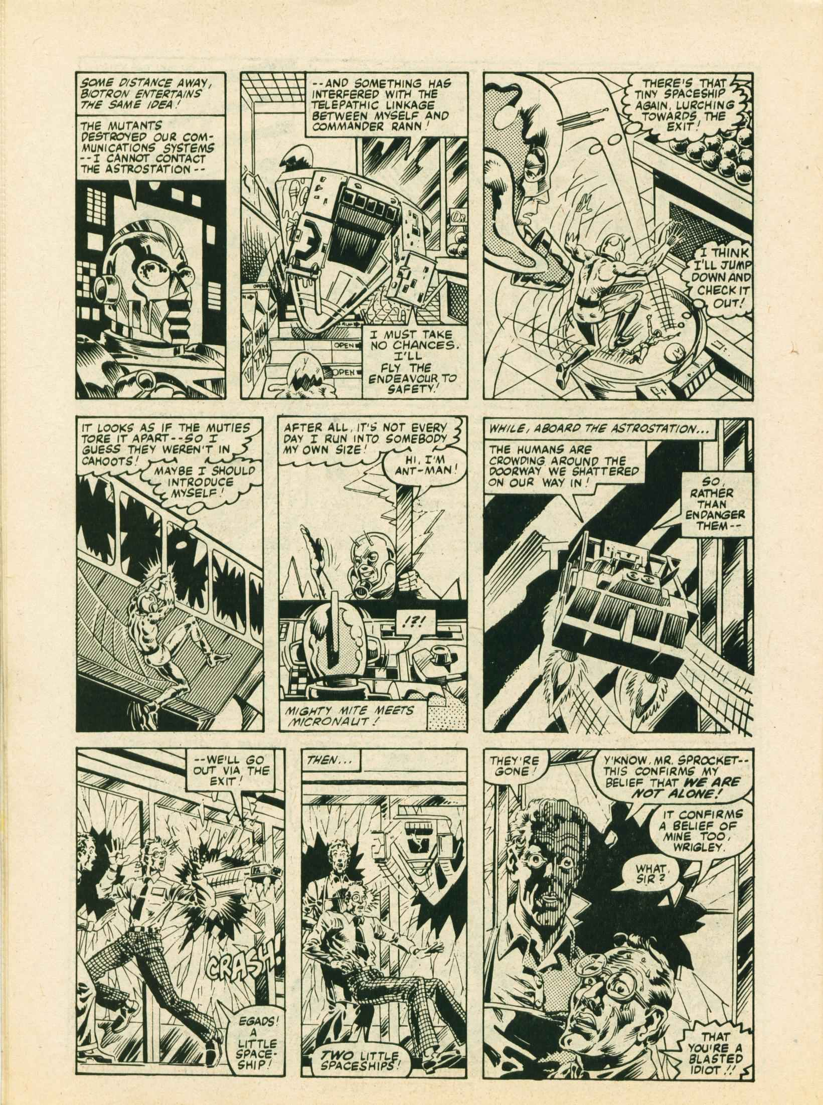 Read online Future Tense comic -  Issue #6 - 18