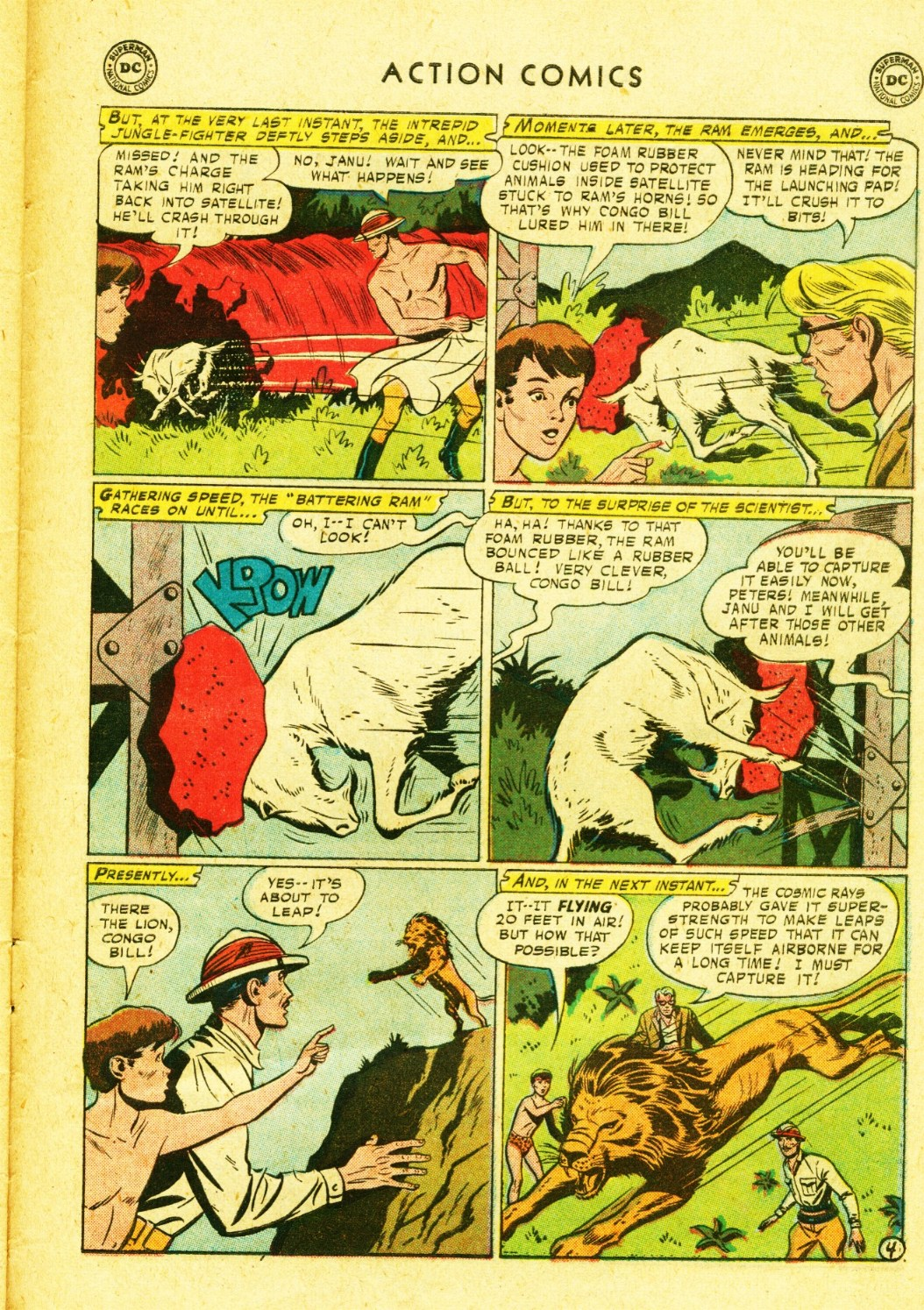 Read online Action Comics (1938) comic -  Issue #245 - 31