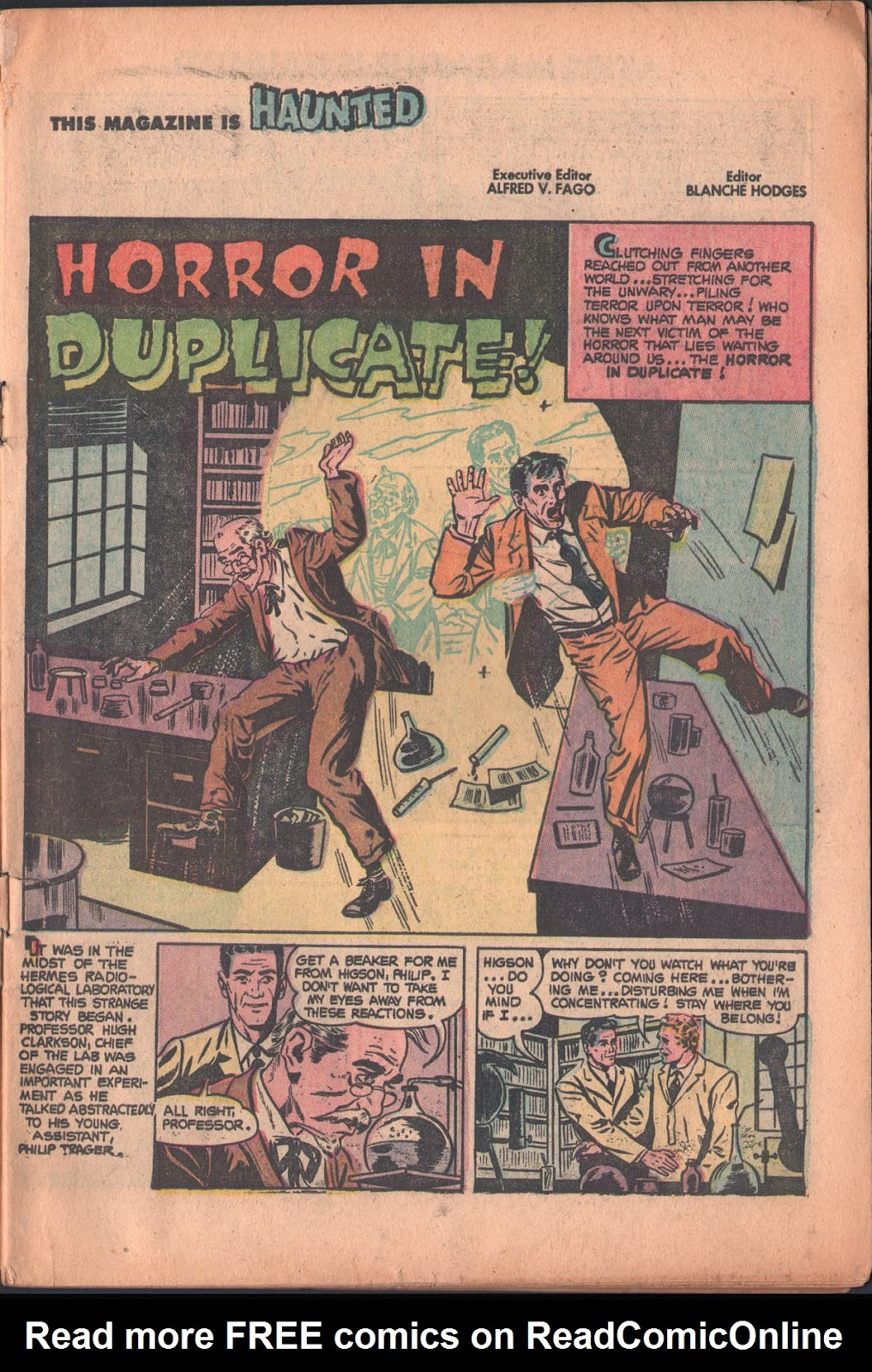 Read online This Magazine Is Haunted comic -  Issue #15 - 3