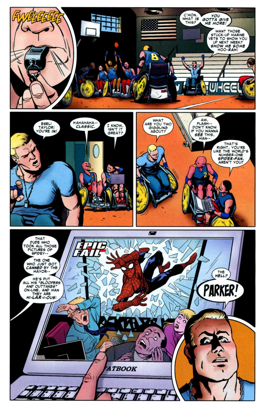 Web of Spider-Man (2009) Issue #8 #8 - English 15