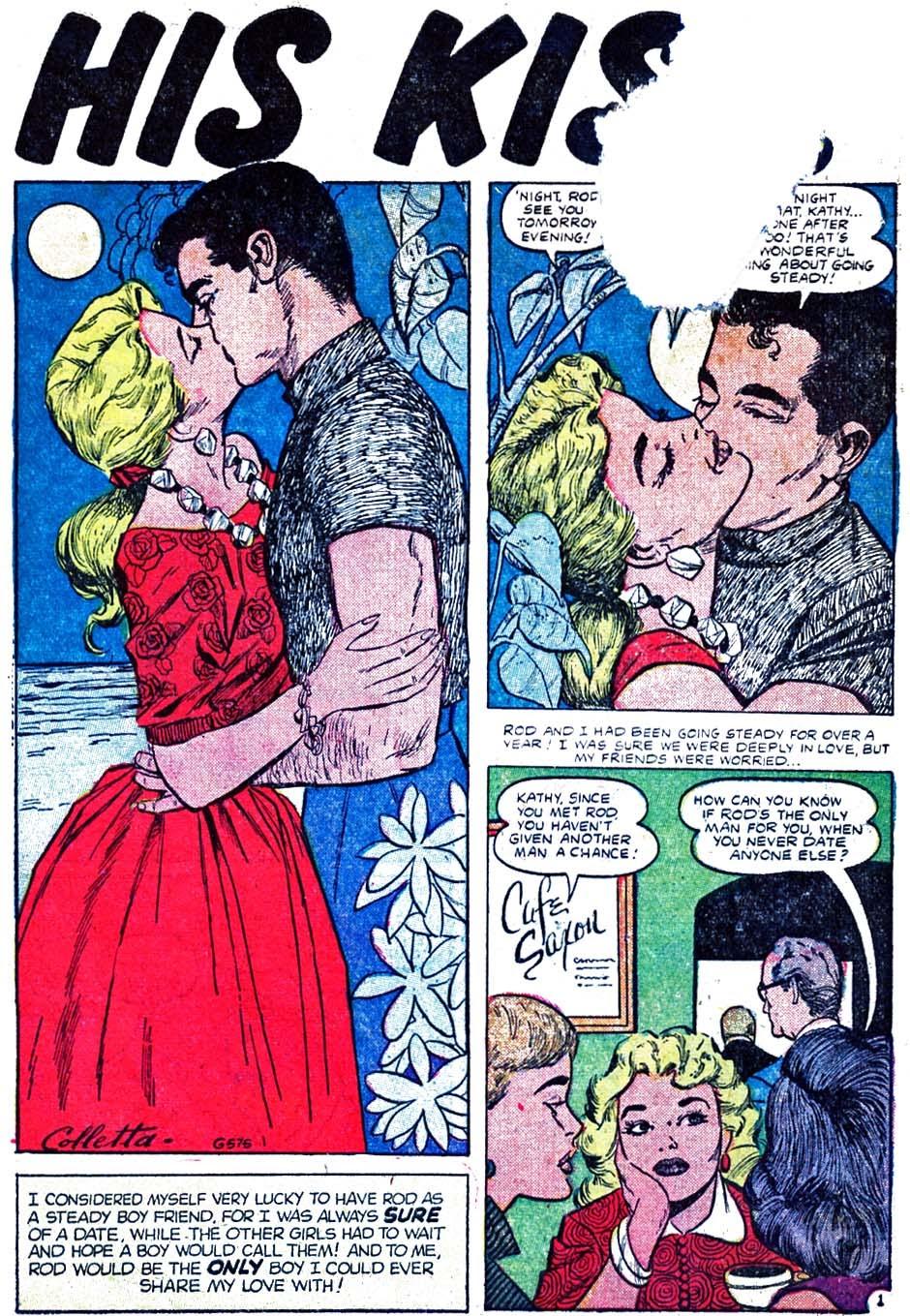 Love Romances (1949) issue 52 - Page 3
