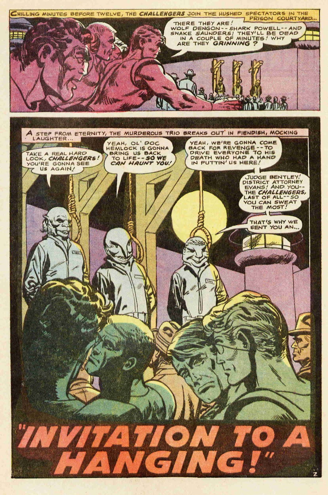 Challengers of the Unknown (1958) issue 64 - Page 3