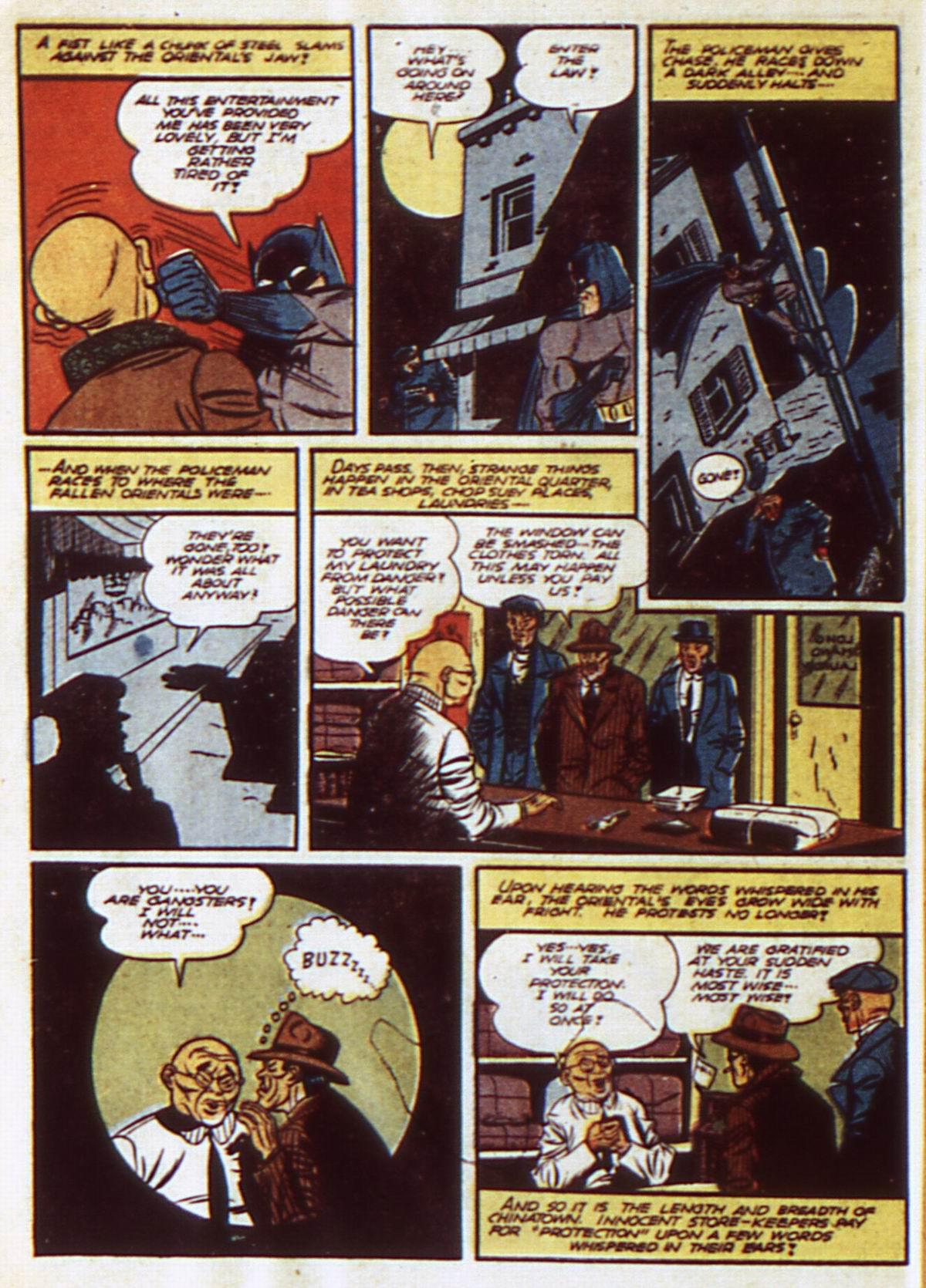 Read online Detective Comics (1937) comic -  Issue #52 - 8