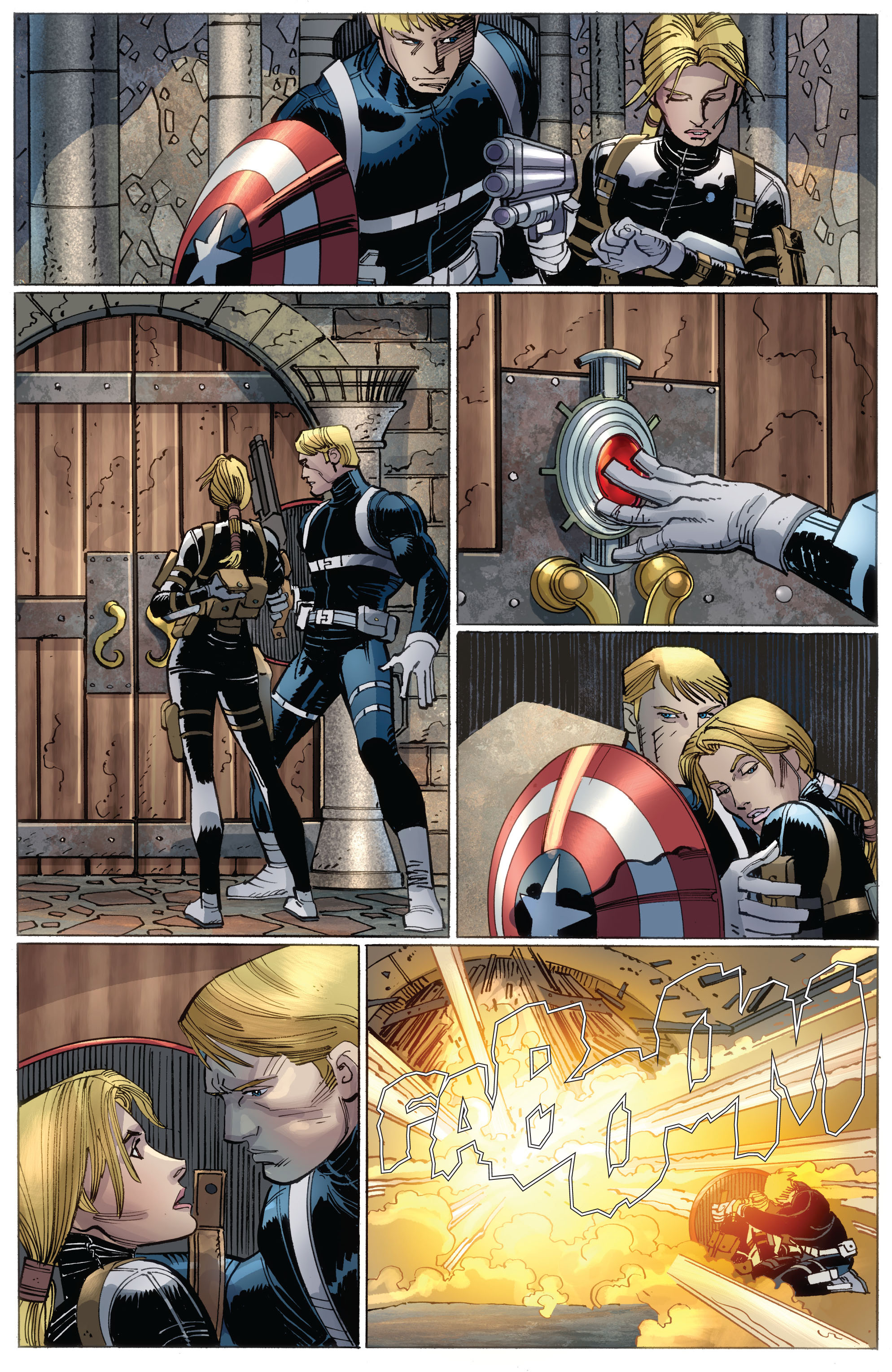 Read online Avengers (2010) comic -  Issue #16 - 12