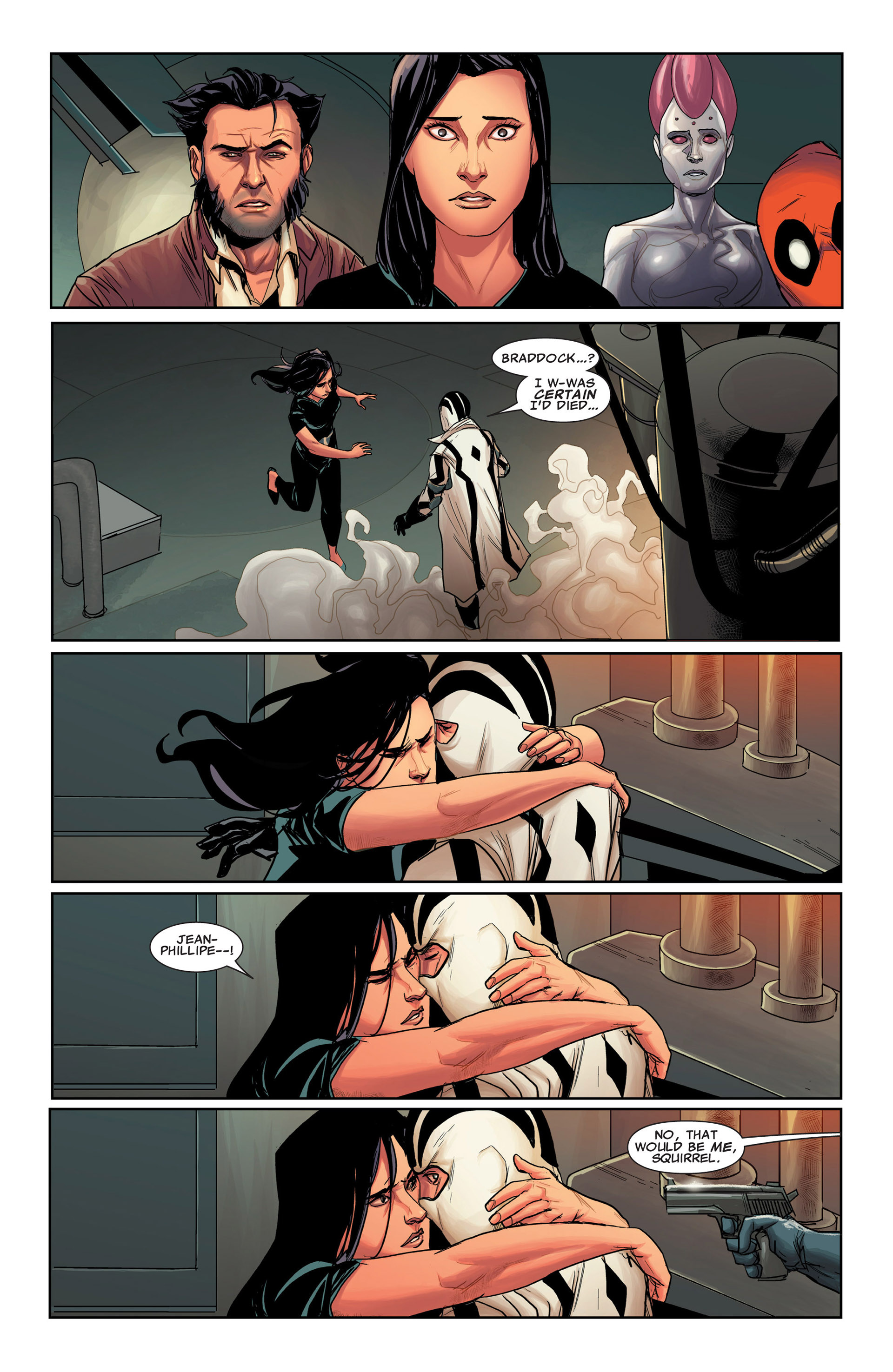 Read online Uncanny X-Force (2010) comic -  Issue #35 - 13