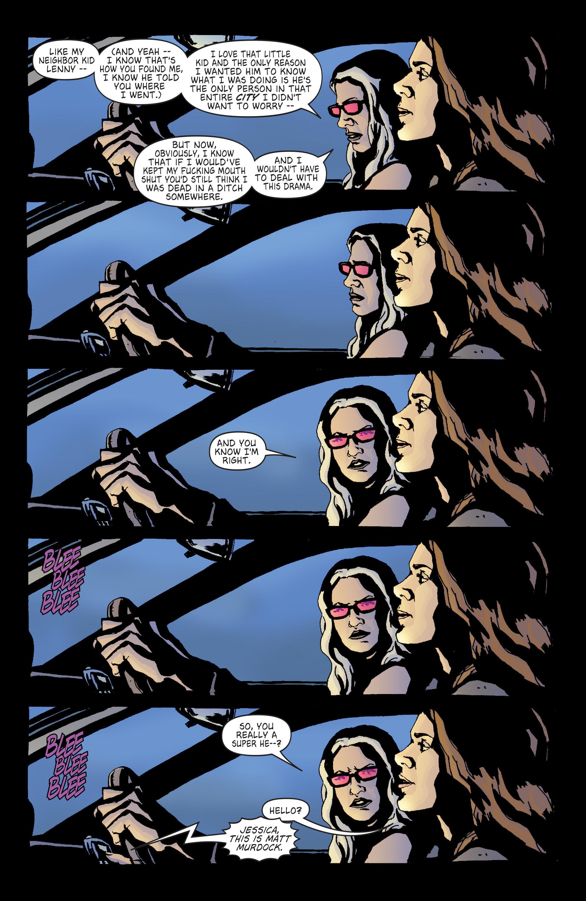 Read online Alias comic -  Issue #14 - 12