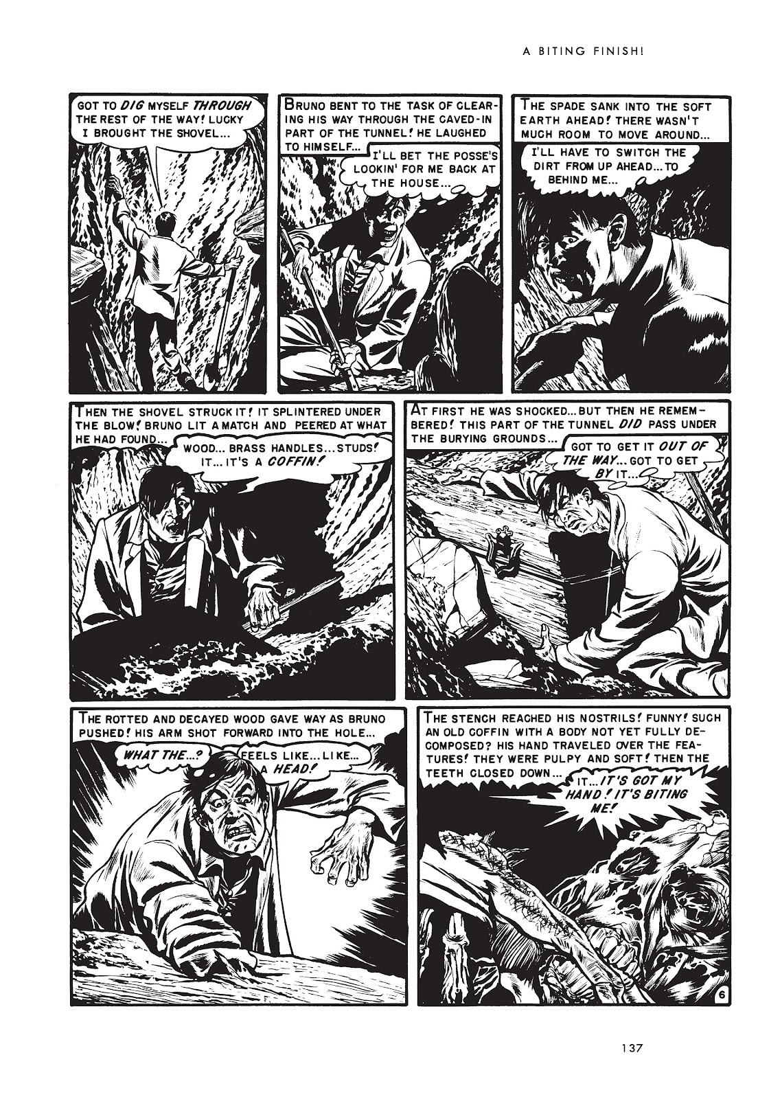 Read online Doctor of Horror and Other Stories comic -  Issue # TPB (Part 2) - 53