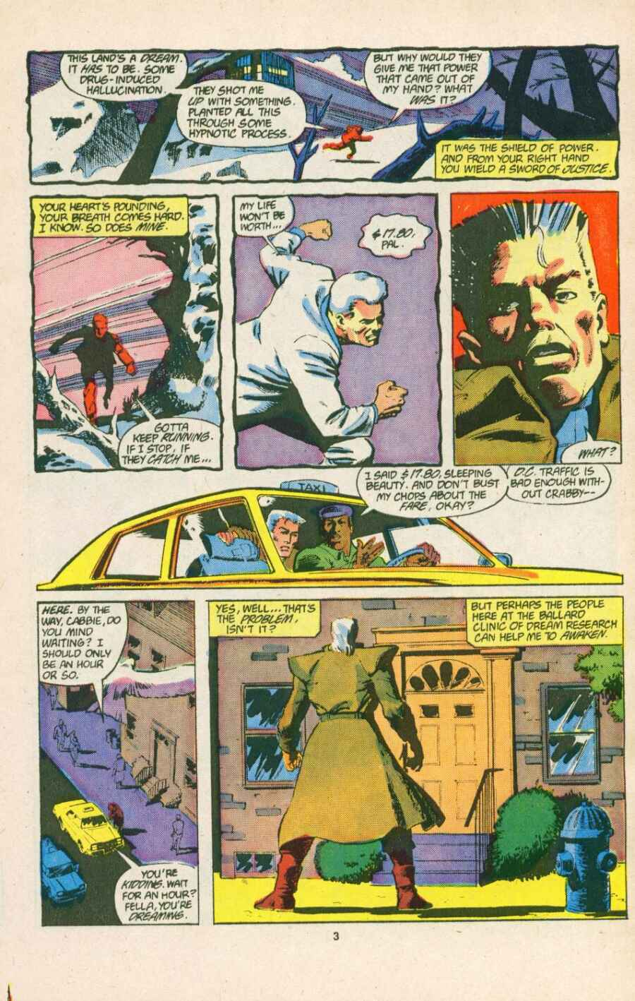 Read online Justice (1986) comic -  Issue #15 - 4