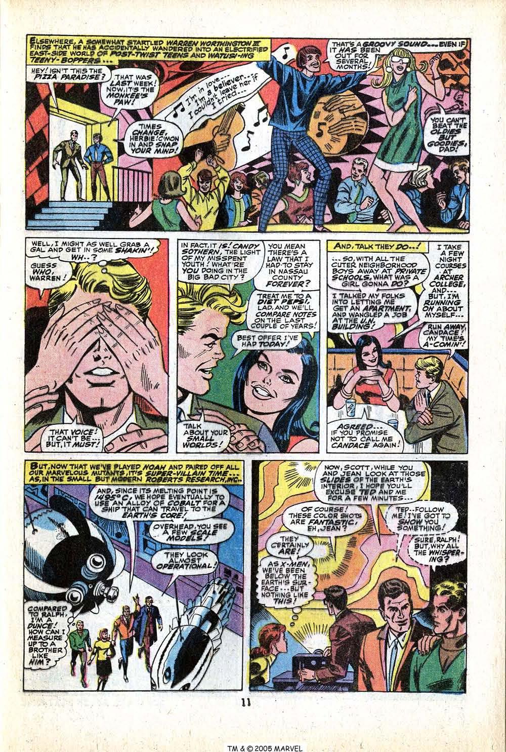 Uncanny X-Men (1963) 79 Page 12