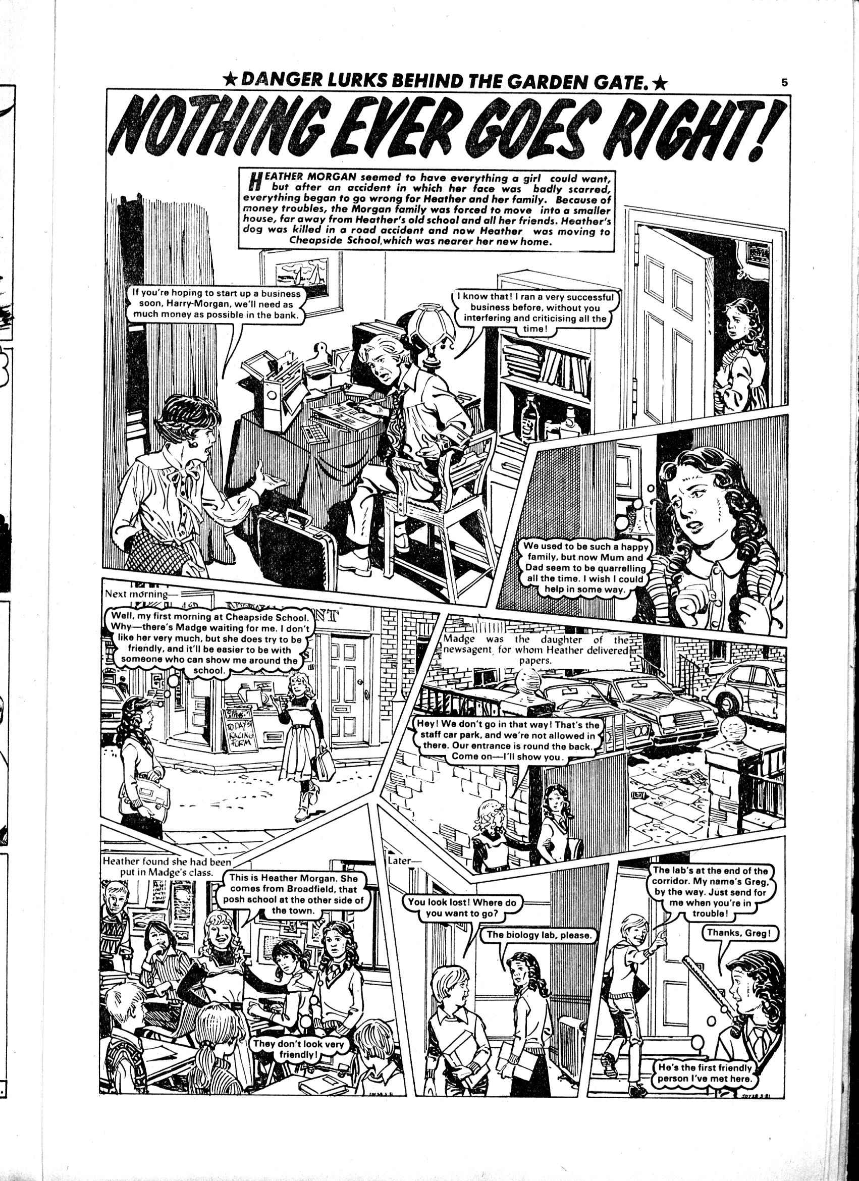 Read online Judy comic -  Issue #1107 - 5