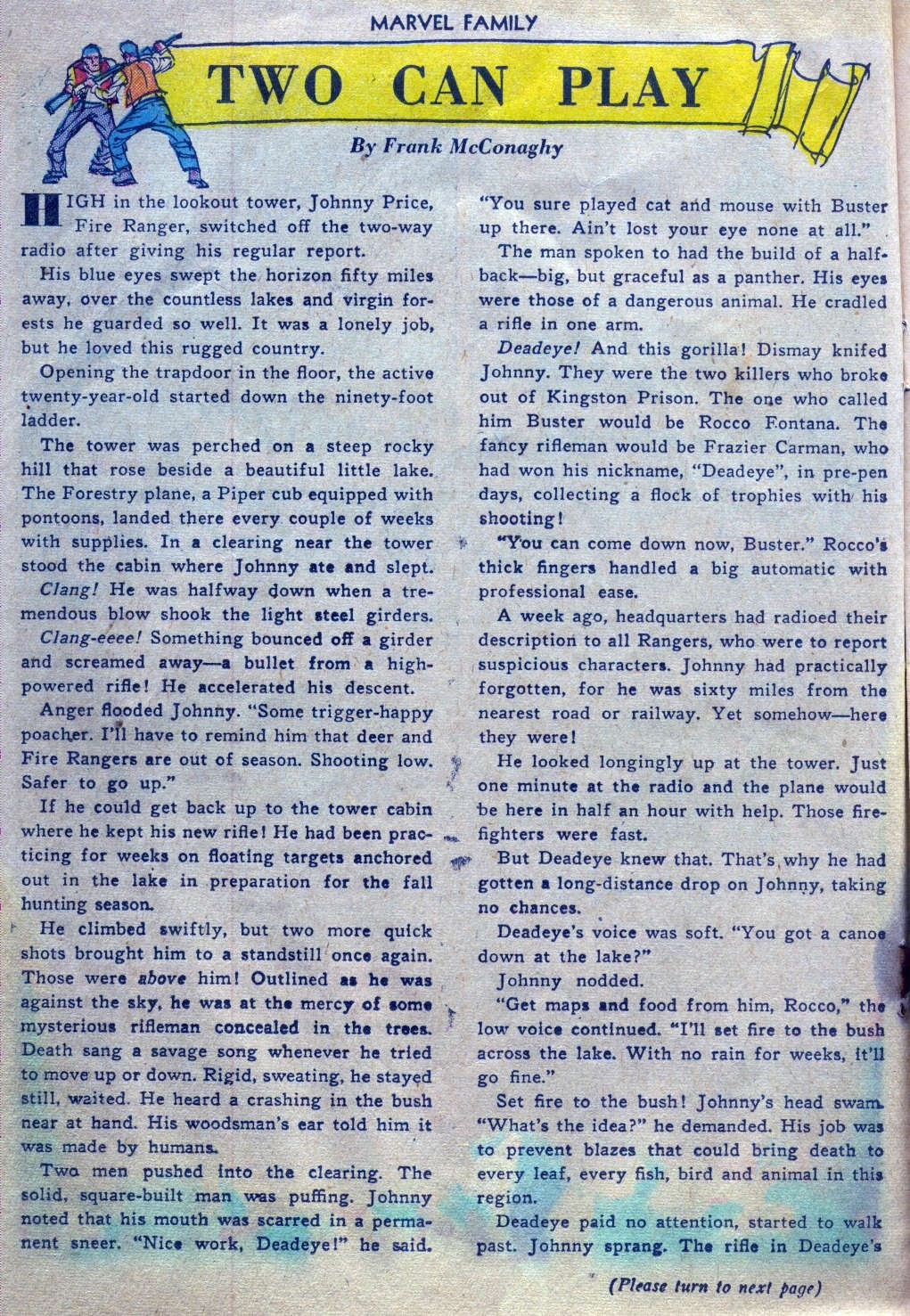 The Marvel Family issue 52 - Page 13