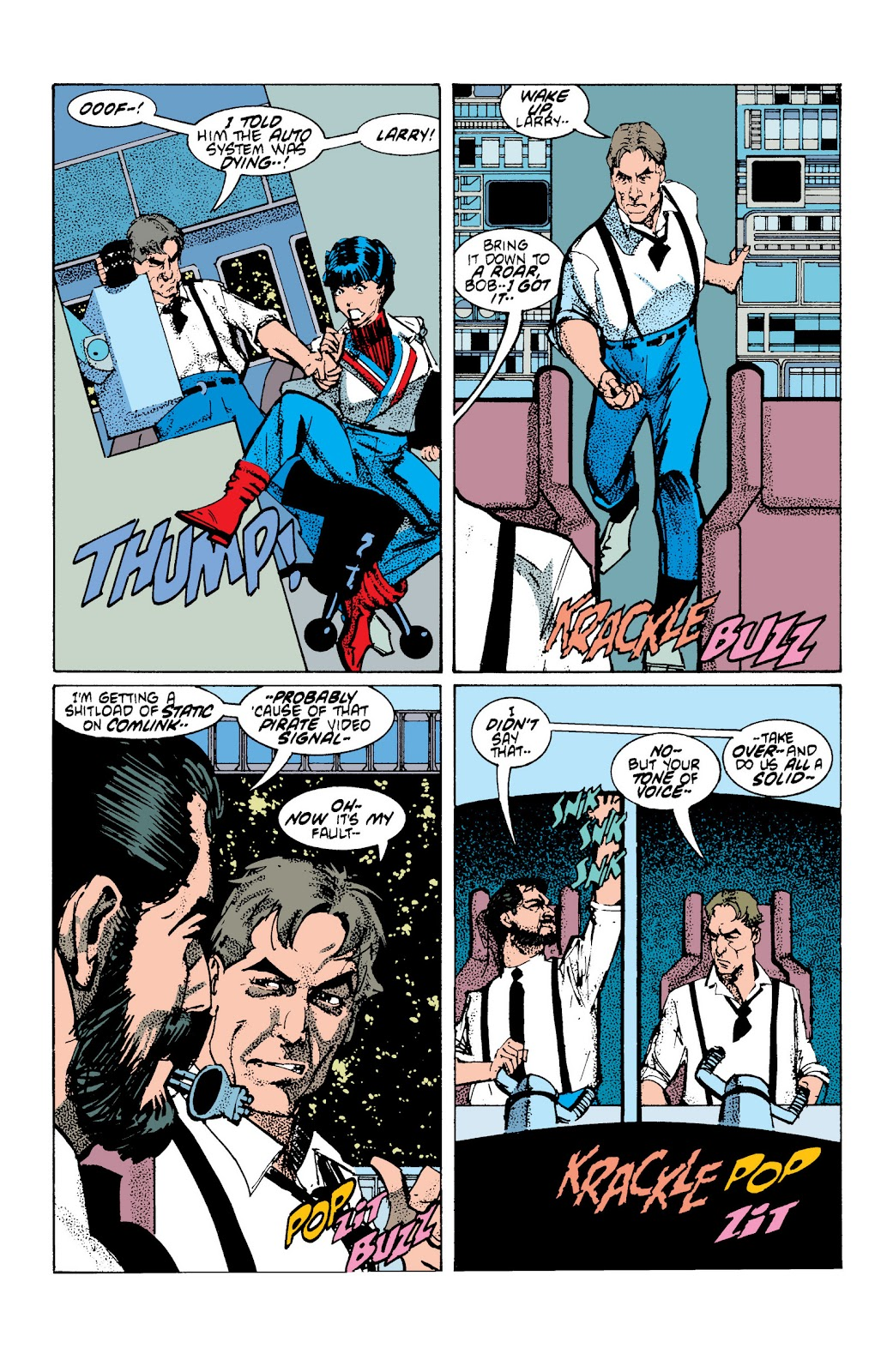 American Flagg! issue Definitive Collection (Part 1) - Page 18